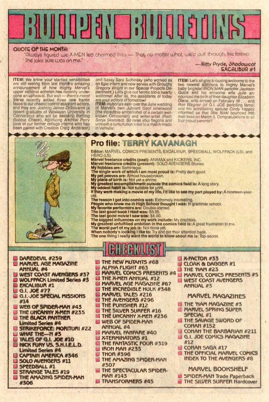 Read online Sergio Aragonés Groo the Wanderer comic -  Issue #44 - 20