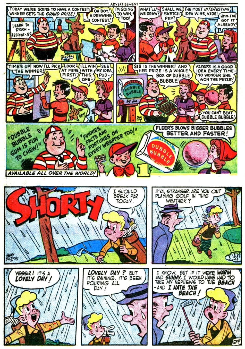 Read online Adventure Comics (1938) comic -  Issue #179 - 16