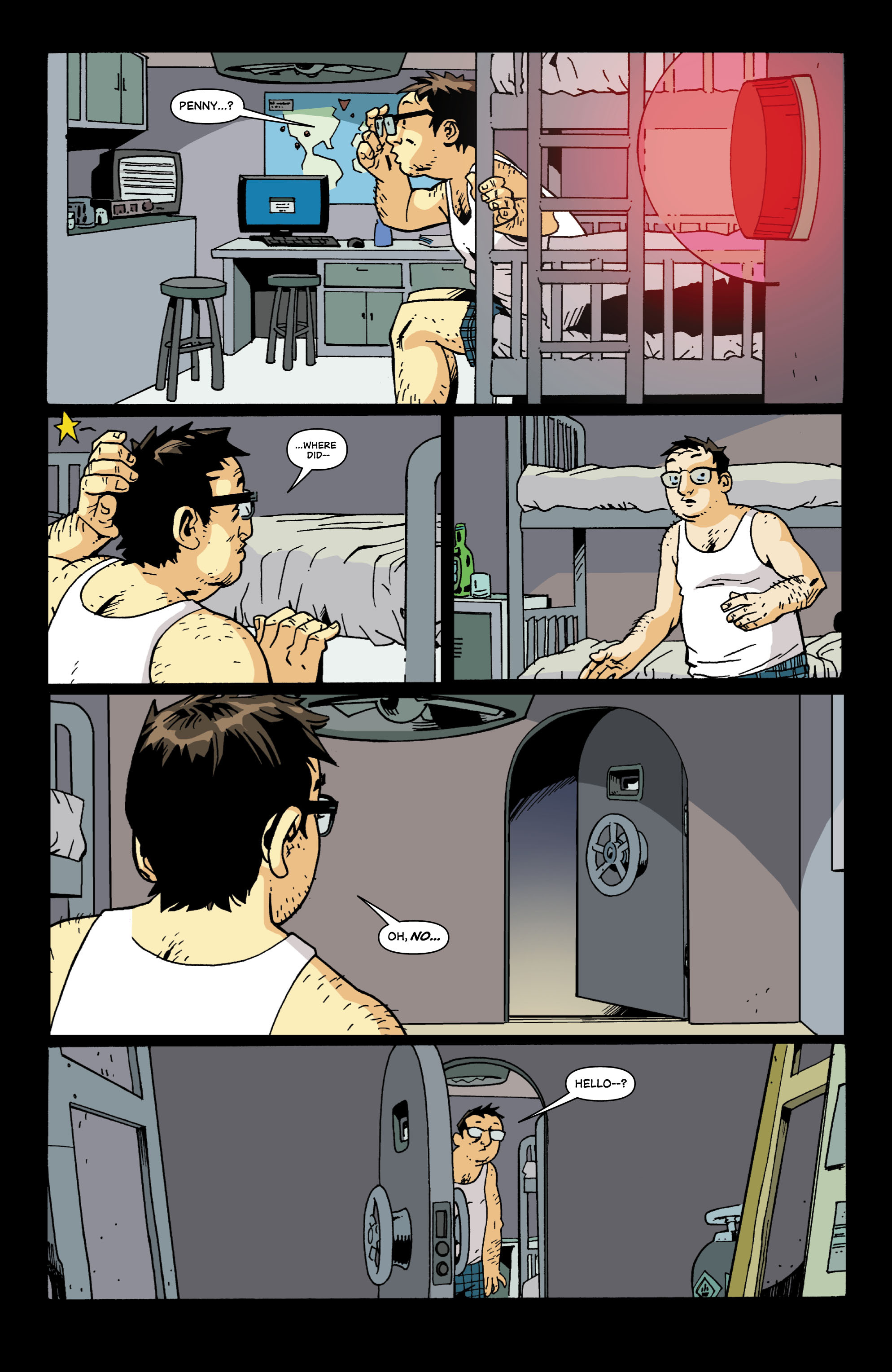 Read online Red Herring comic -  Issue #6 - 8