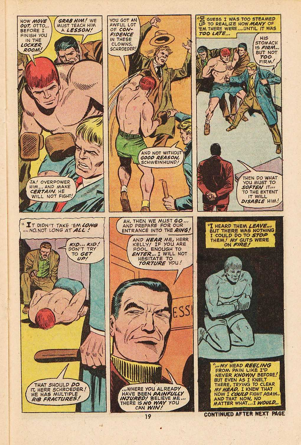 Combat Kelly (1972) issue 3 - Page 21