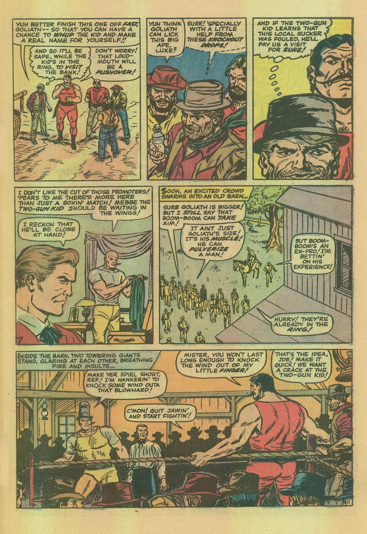 Read online Two-Gun Kid comic -  Issue #114 - 19