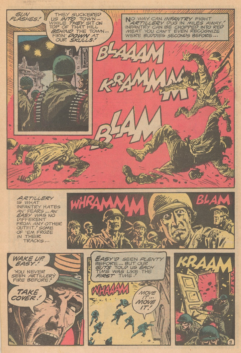 Read online Sgt. Rock comic -  Issue #363 - 10