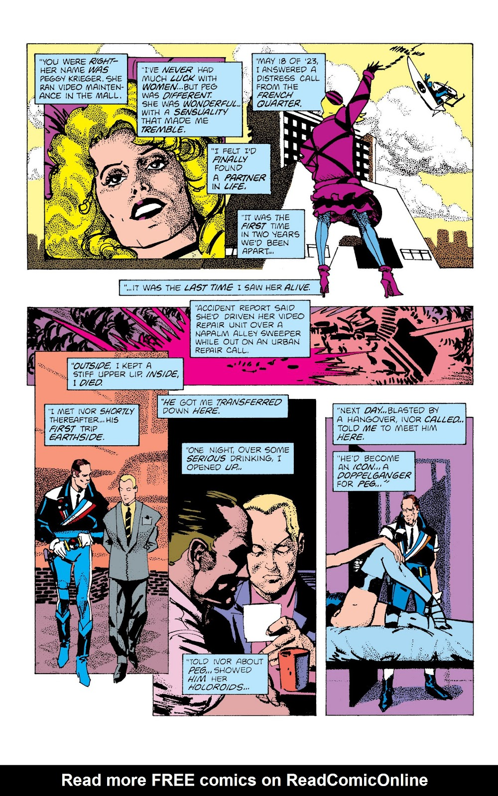 American Flagg! issue Definitive Collection (Part 2) - Page 100