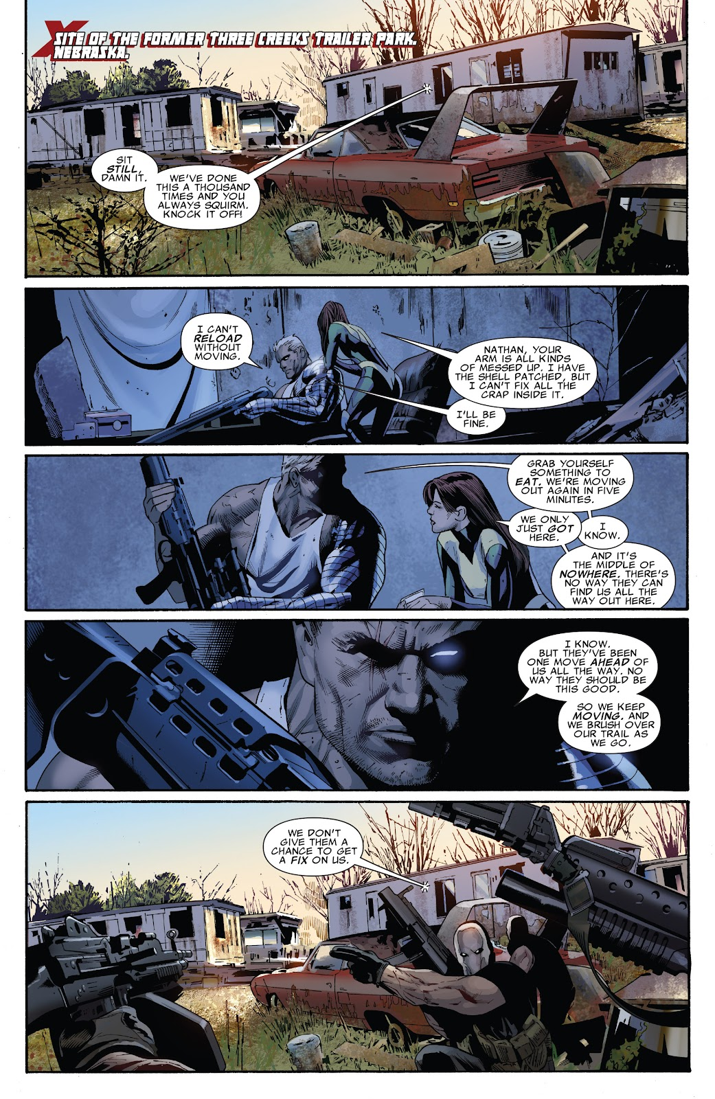 Read online X-Men: Second Coming comic -  Issue # _TPB (Part 2) - 7