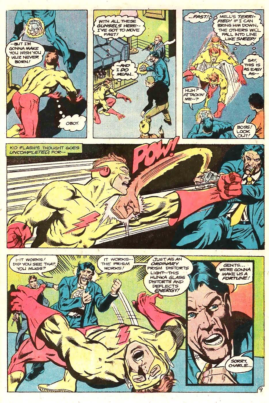 Read online Secret Society of Super-Villains comic -  Issue #8 - 10