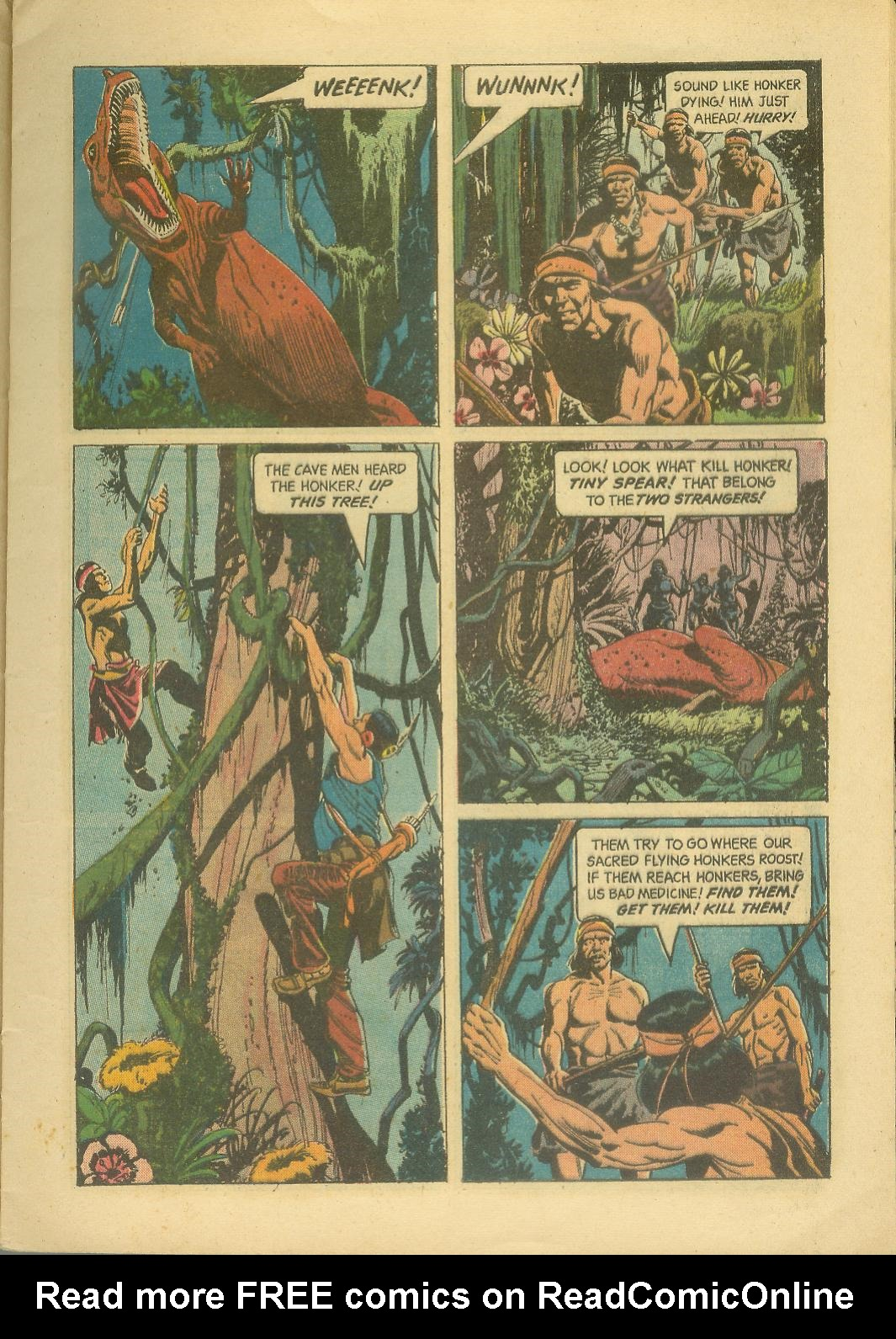 Read online Turok, Son of Stone comic -  Issue #30 - 9