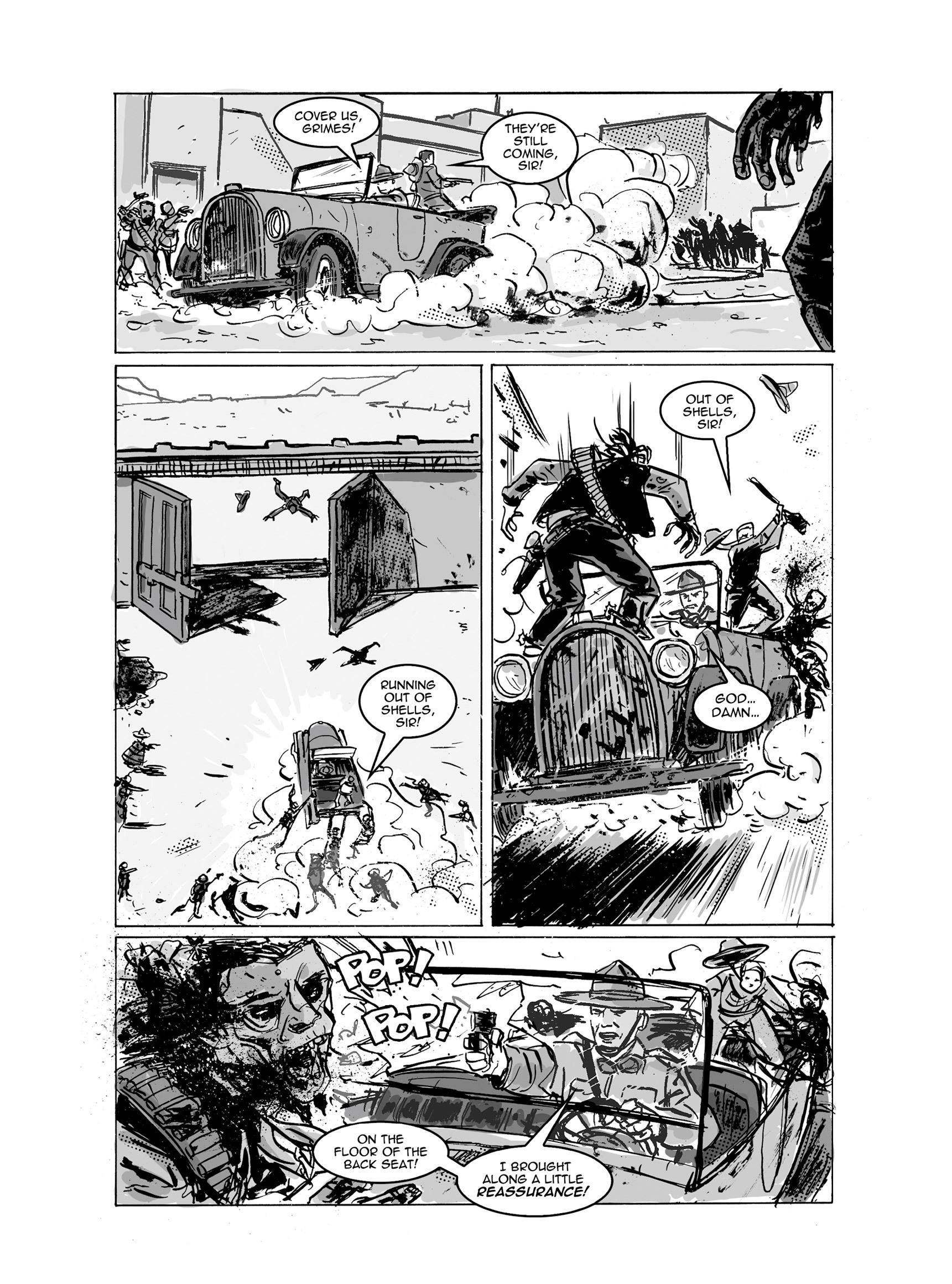 Read online FUBAR comic -  Issue #3 - 219
