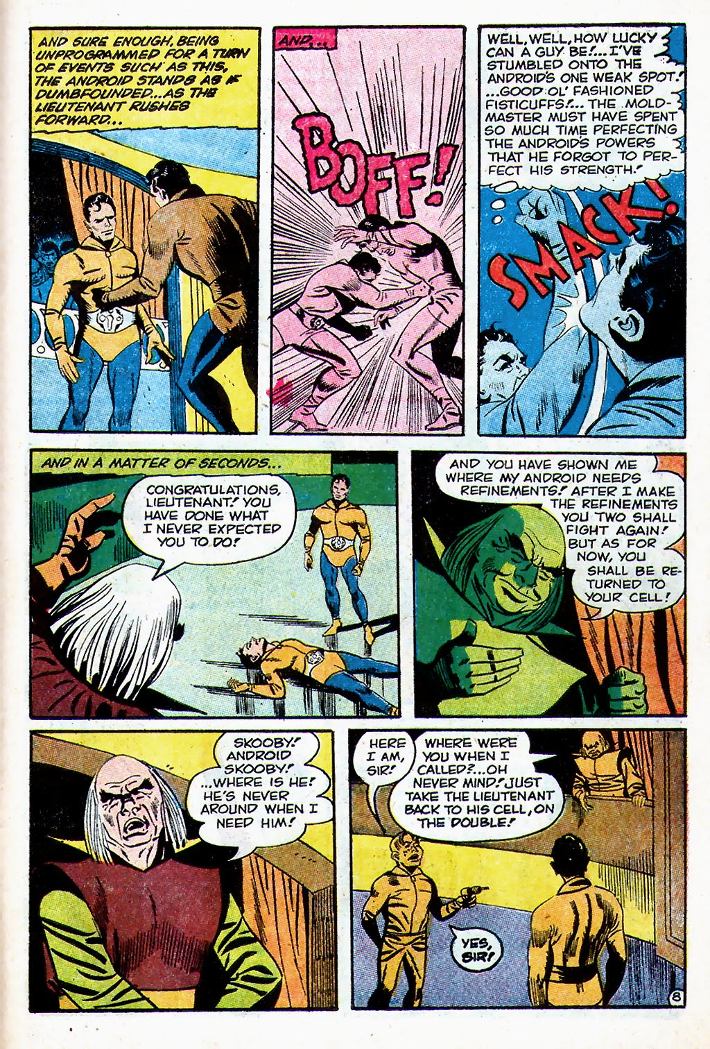 T.H.U.N.D.E.R. Agents (1965) issue 13 - Page 53