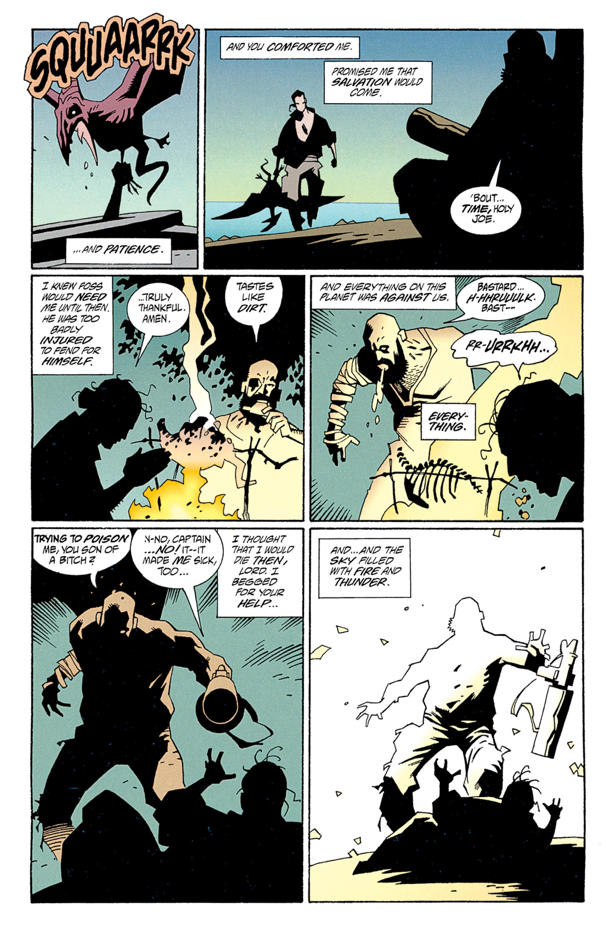 Read online Aliens: Salvation comic -  Issue # TPB - 15