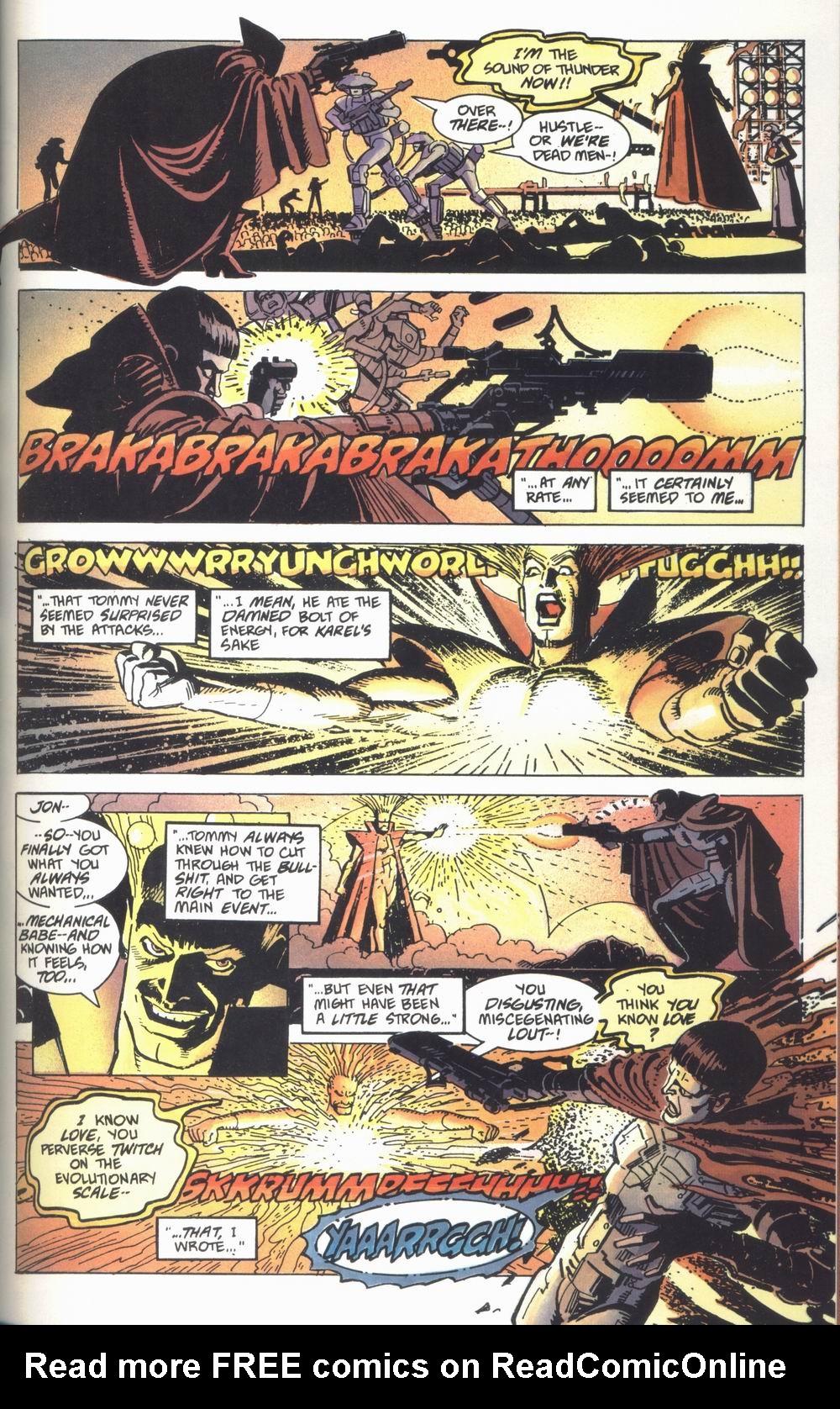 Read online Twilight comic -  Issue #3 - 38