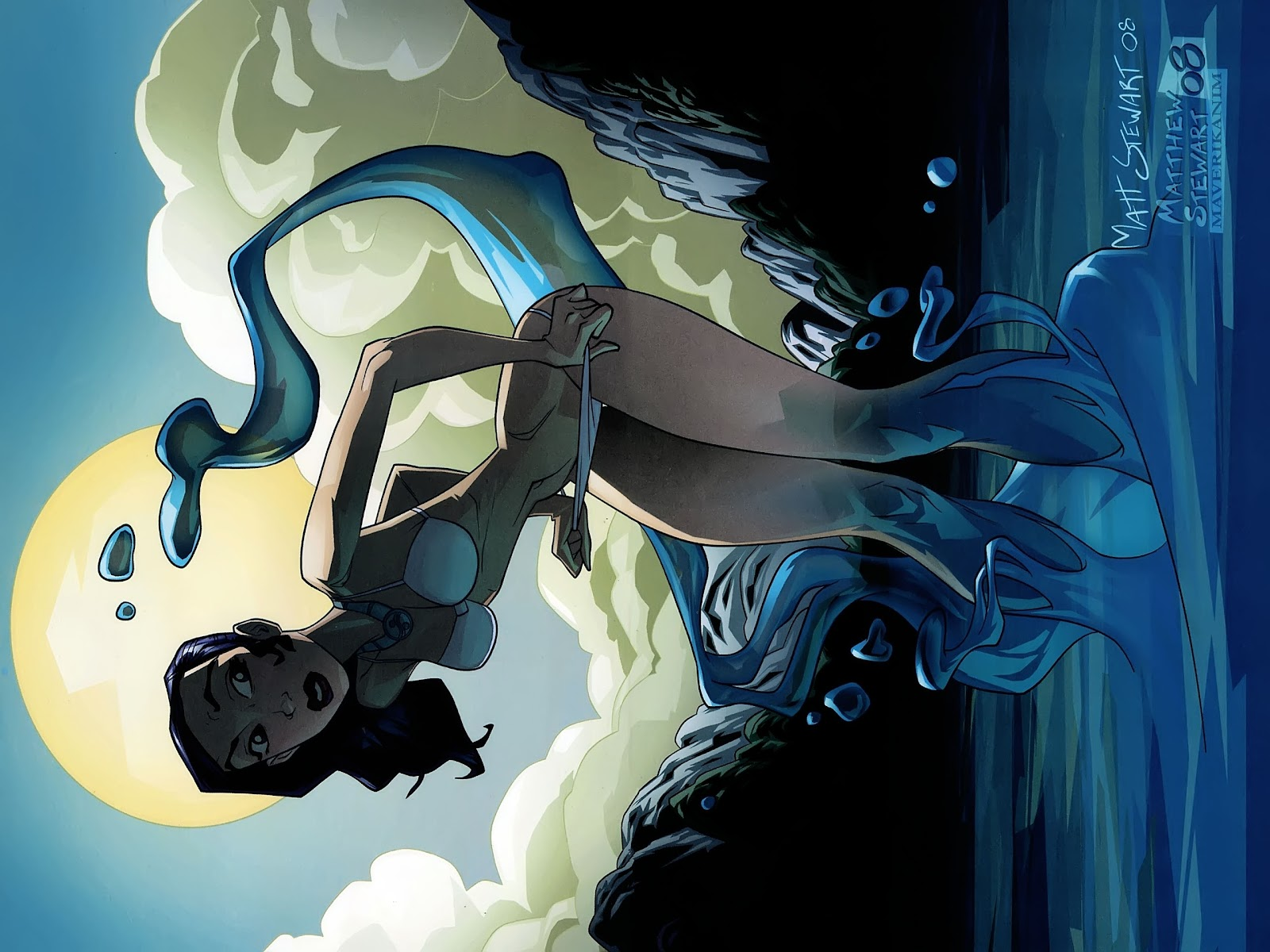 Read online Aspen Splash: Swimsuit Spectacular comic -  Issue # Issue 2008 - 11
