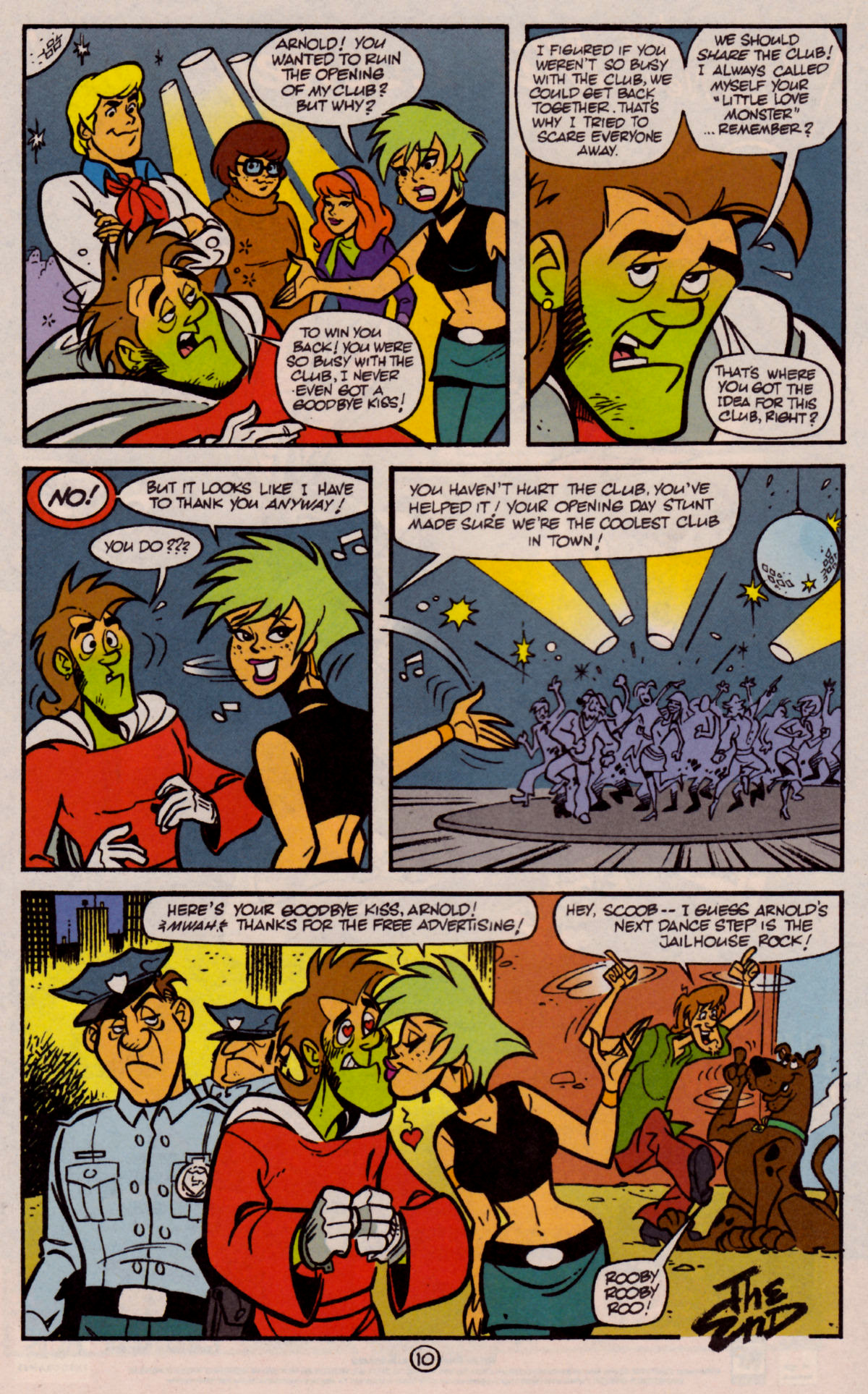 Read online Scooby-Doo (1997) comic -  Issue #25 - 11