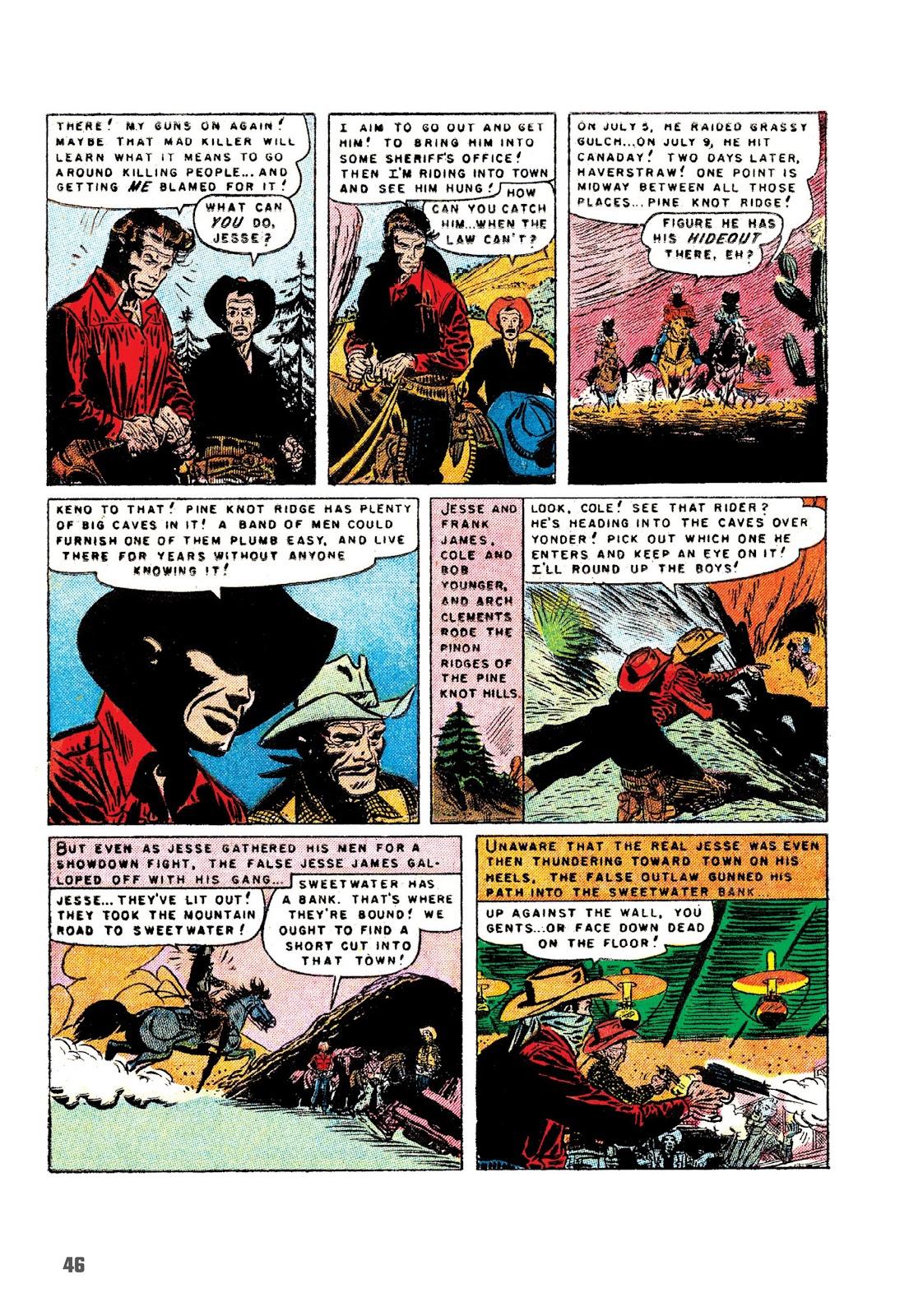 Read online The Joe Kubert Archives comic -  Issue # TPB (Part 1) - 57