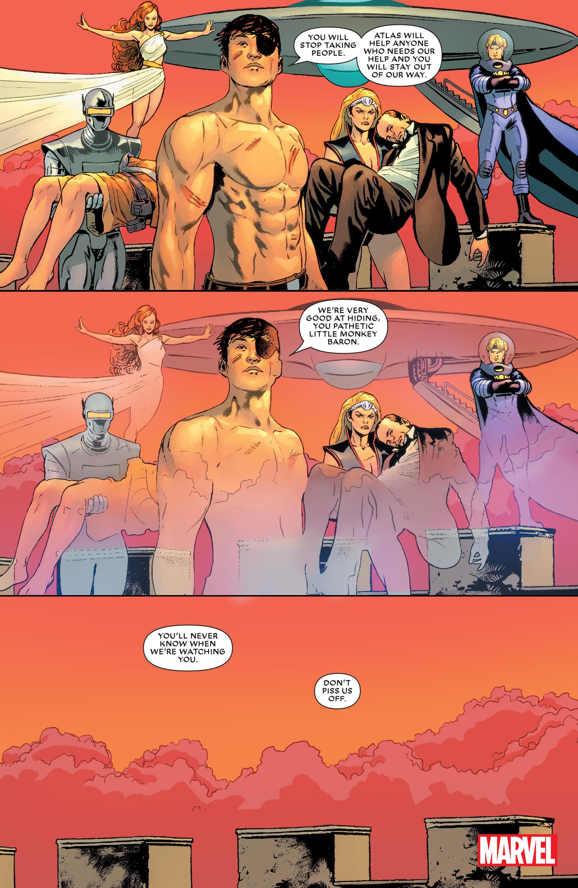 Read online Secret Wars: Agents of Atlas comic -  Issue # Full - 32