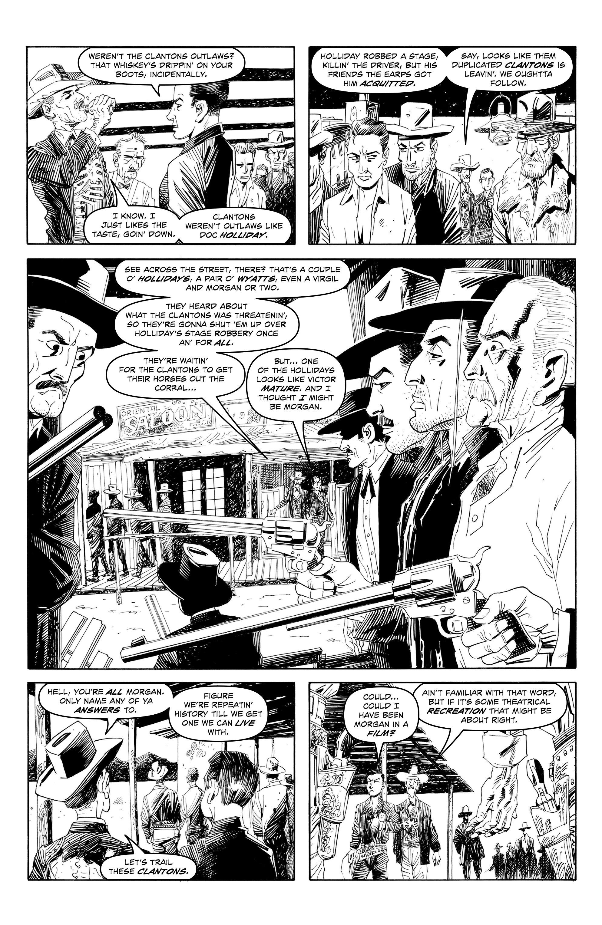 Read online Alan Moore's Cinema Purgatorio comic -  Issue #7 - 9