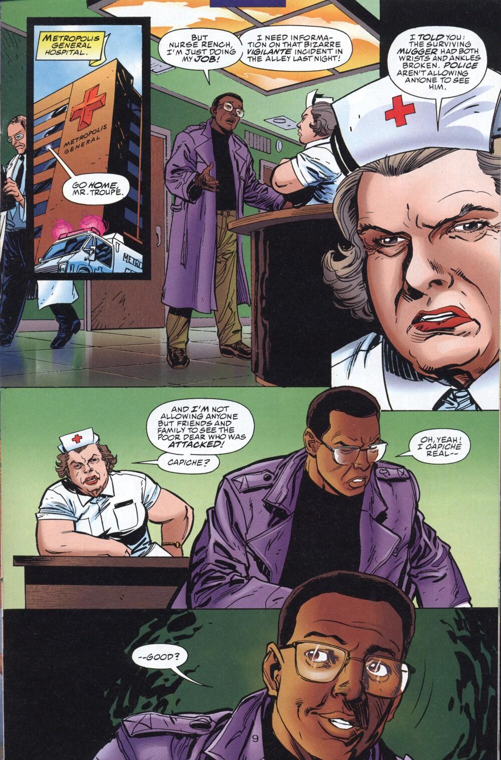 Action Comics (1938) 718 Page 10