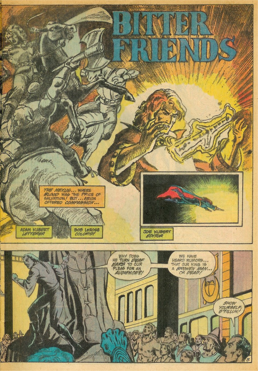 Read online Arion, Lord of Atlantis comic -  Issue #26 - 4