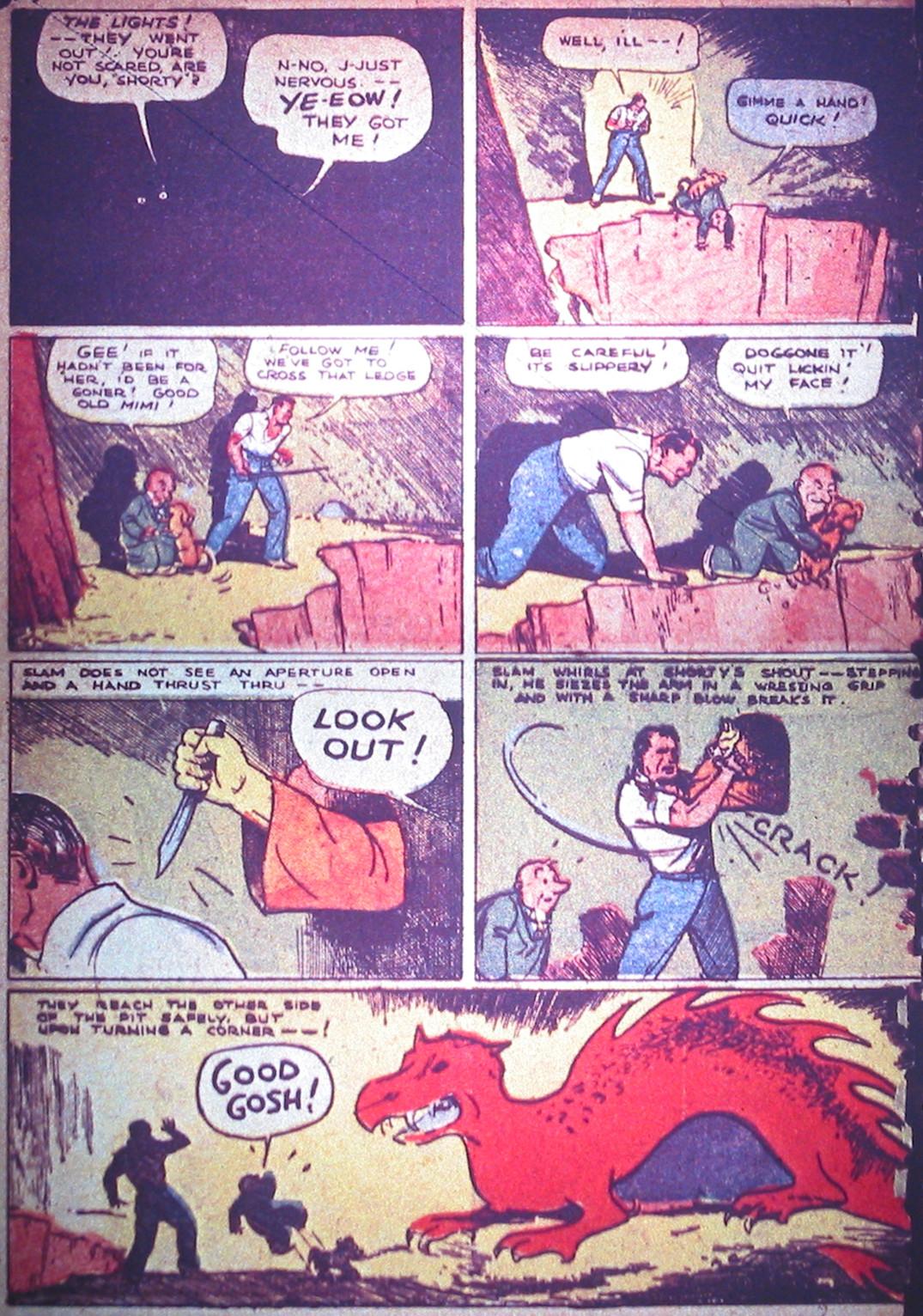 Read online Detective Comics (1937) comic -  Issue #1 - 61