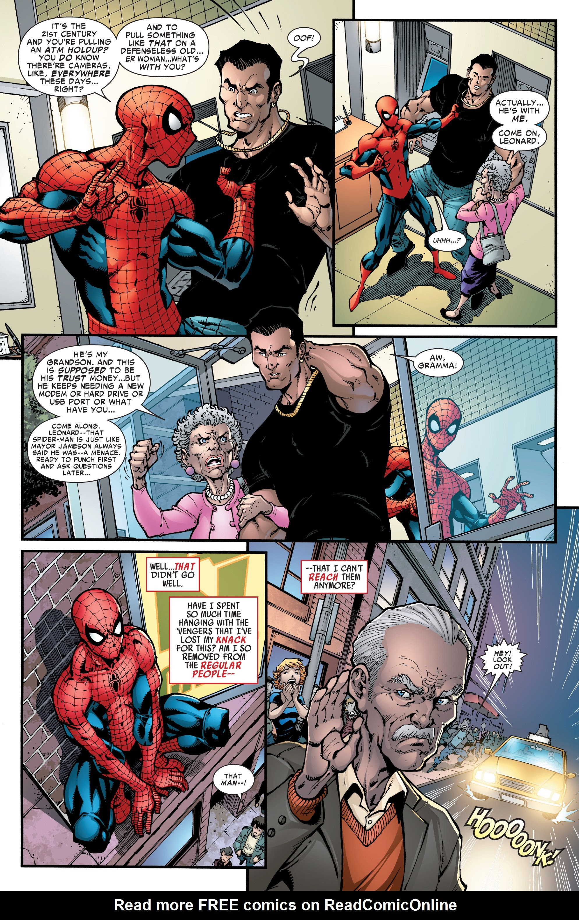 Amazing Spider-Man: Big Time - The Complete Collection TPB-2-Part-2 Page 1