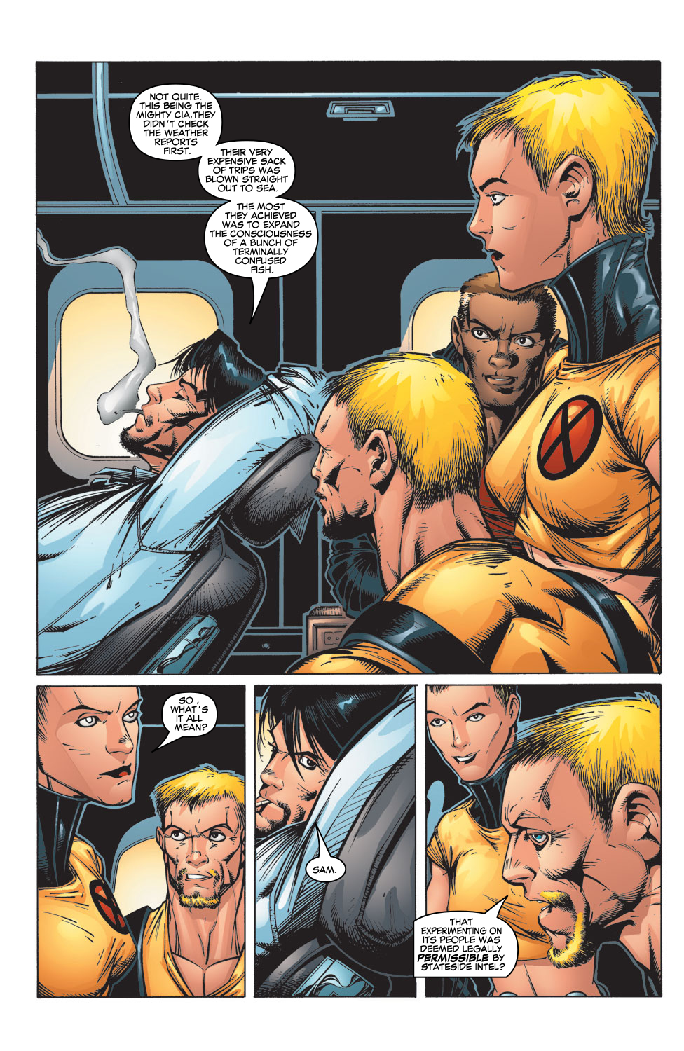 Read online X-Force (1991) comic -  Issue #103 - 13