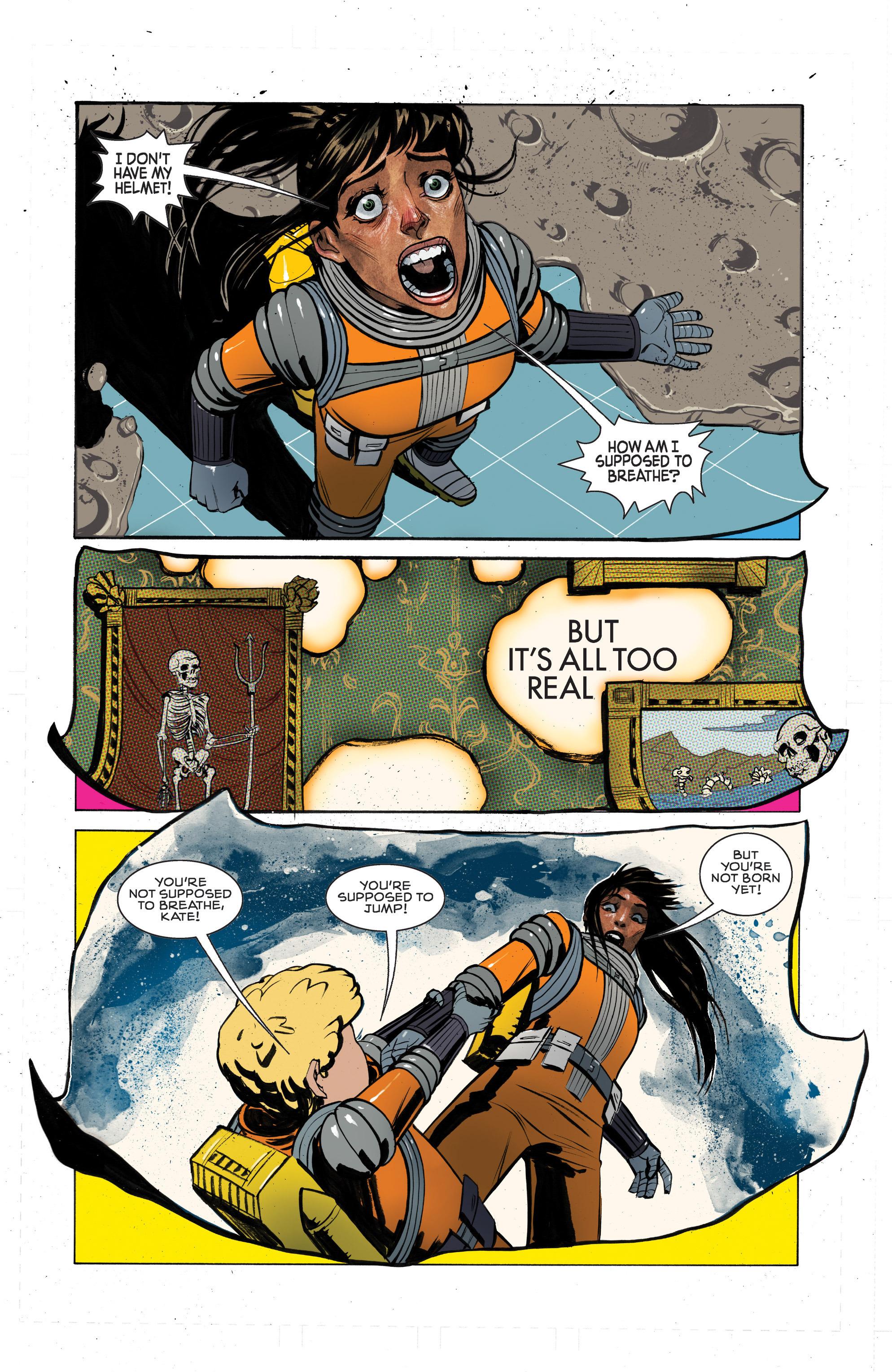 Read online Shutter comic -  Issue #10 - 3