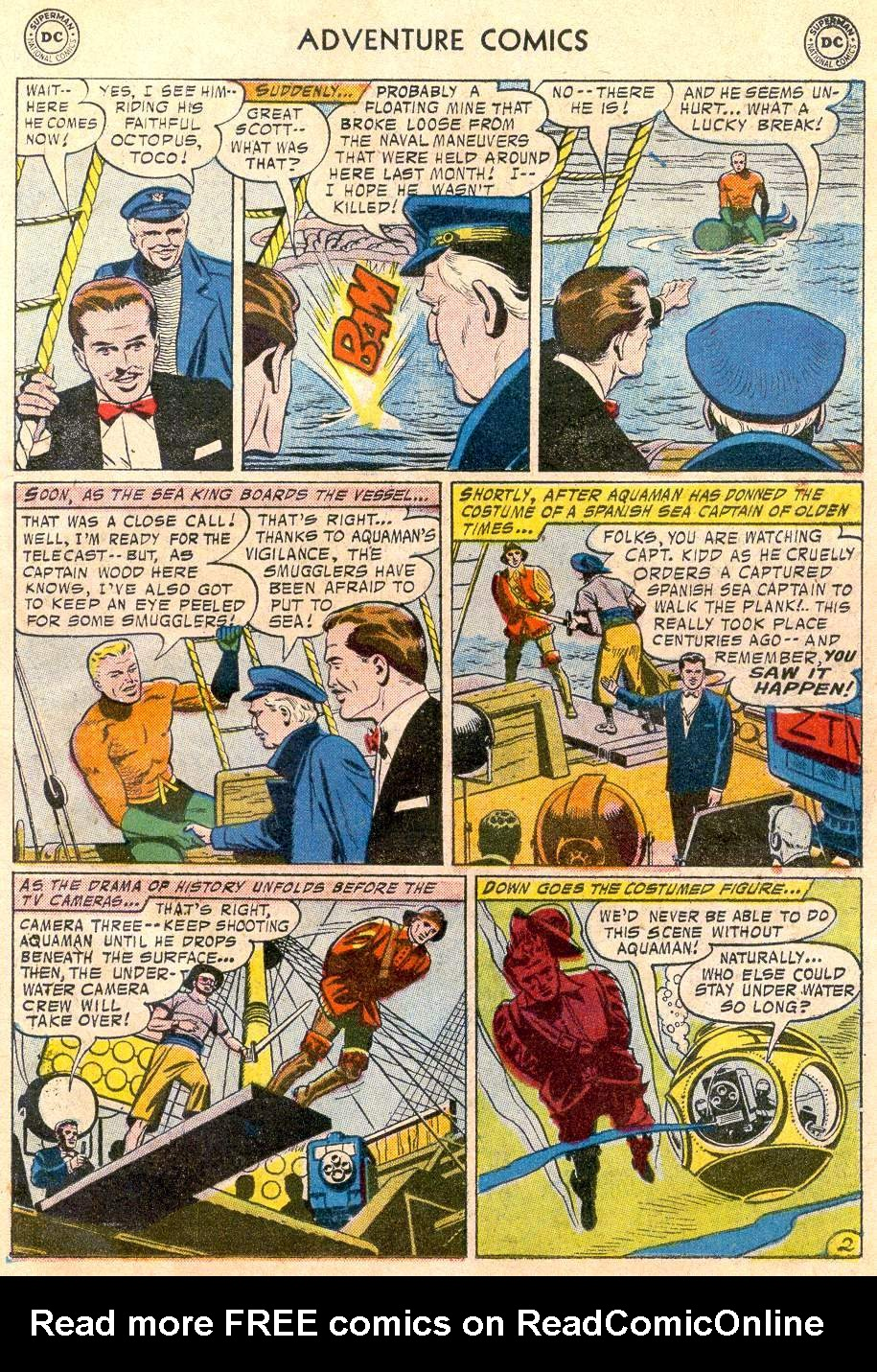 Read online Adventure Comics (1938) comic -  Issue #235 - 19