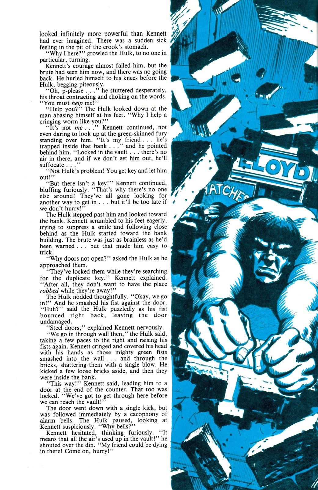 Read online Hulk: From The Marvel UK Vaults comic -  Issue # TPB (Part 2) - 64