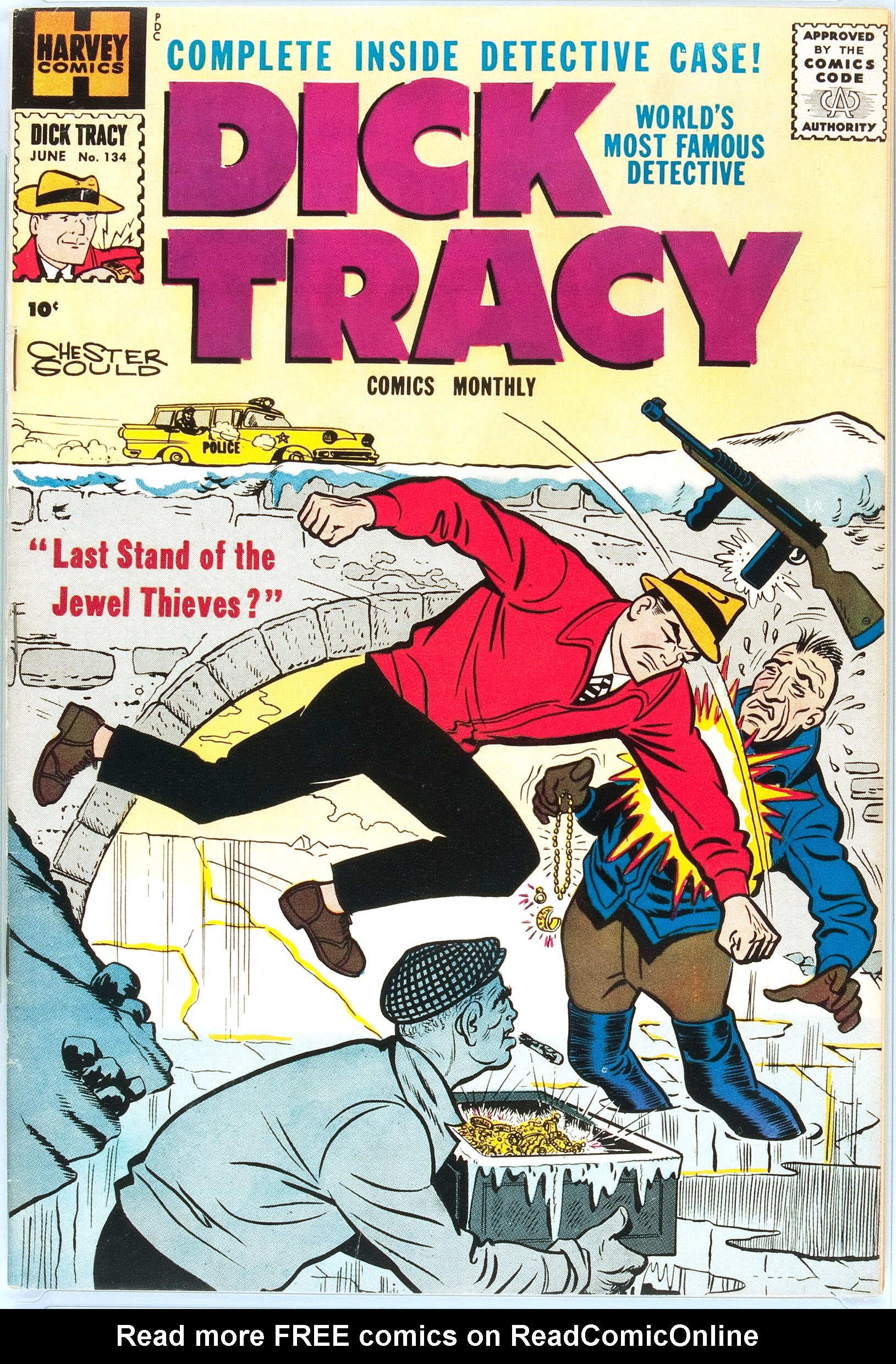 Dick Tracy (1950) 134 Page 1