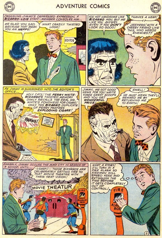 Read online Adventure Comics (1938) comic -  Issue #287 - 24