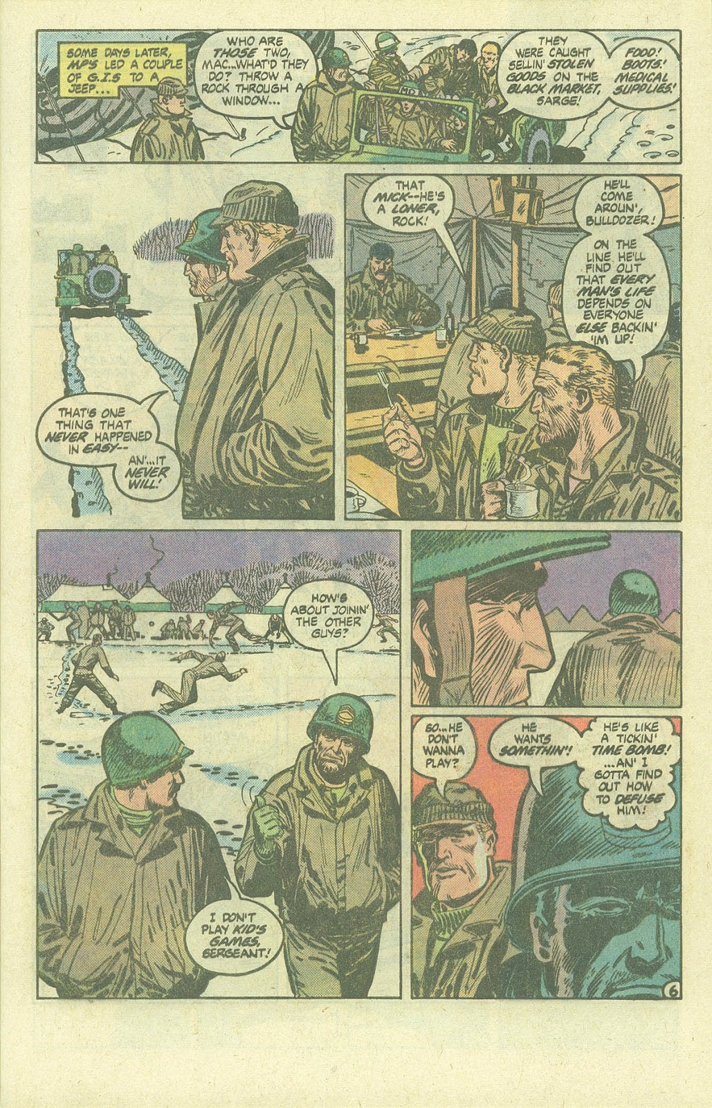 Sgt. Rock issue Annual 3 - Page 8