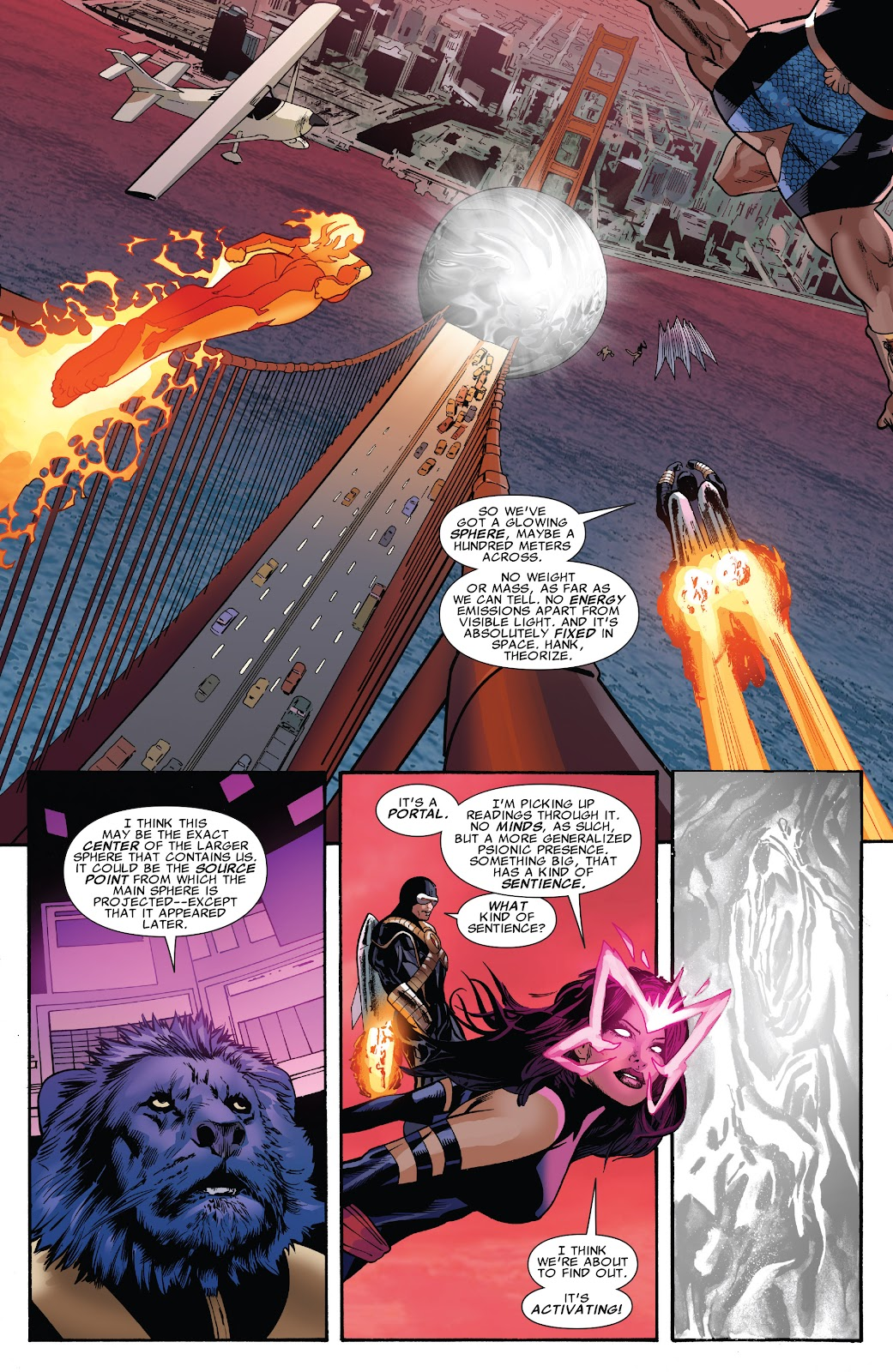 Read online X-Men: Second Coming comic -  Issue # _TPB (Part 3) - 1
