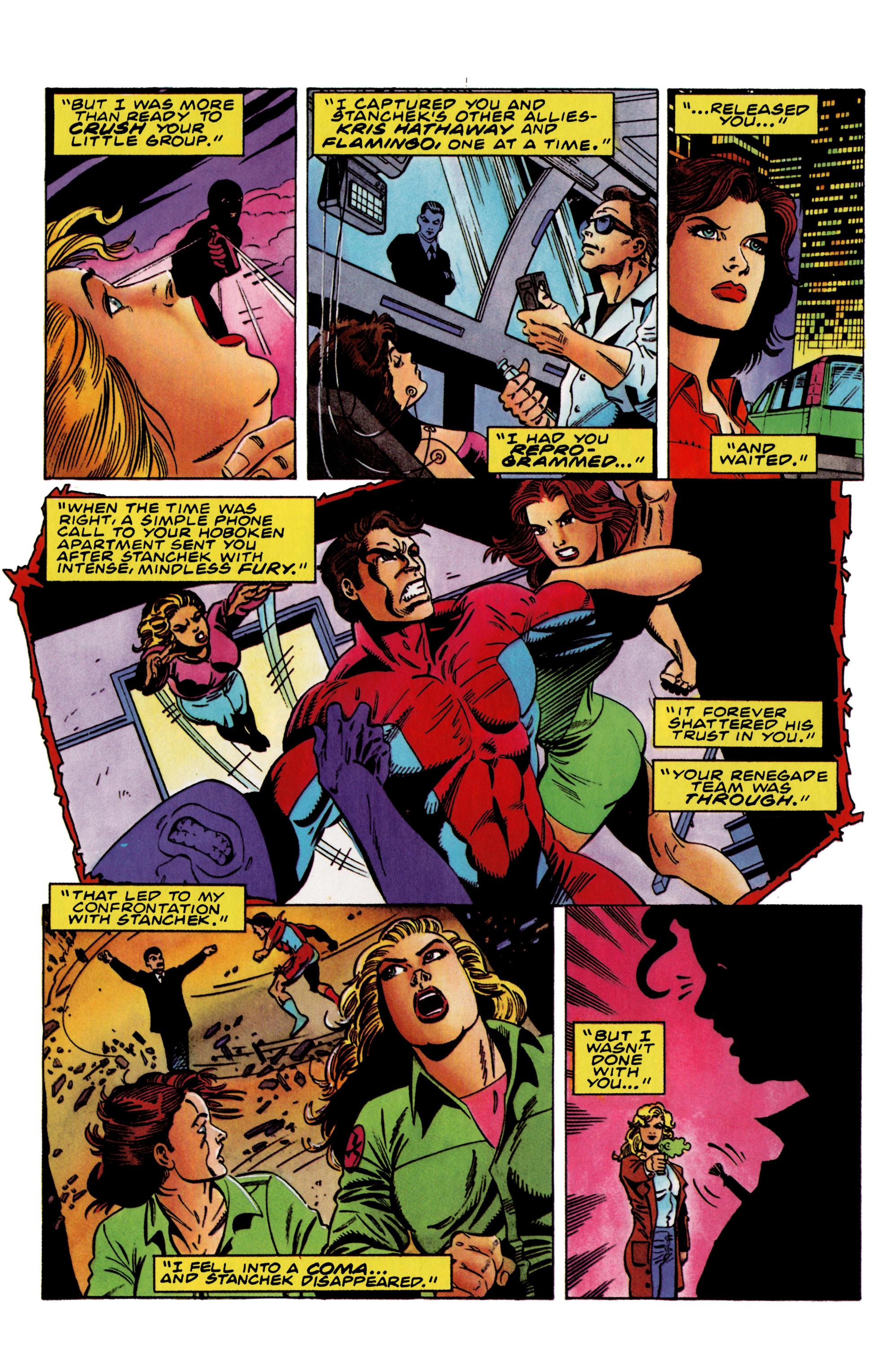 Read online Harbinger (1992) comic -  Issue #37 - 9