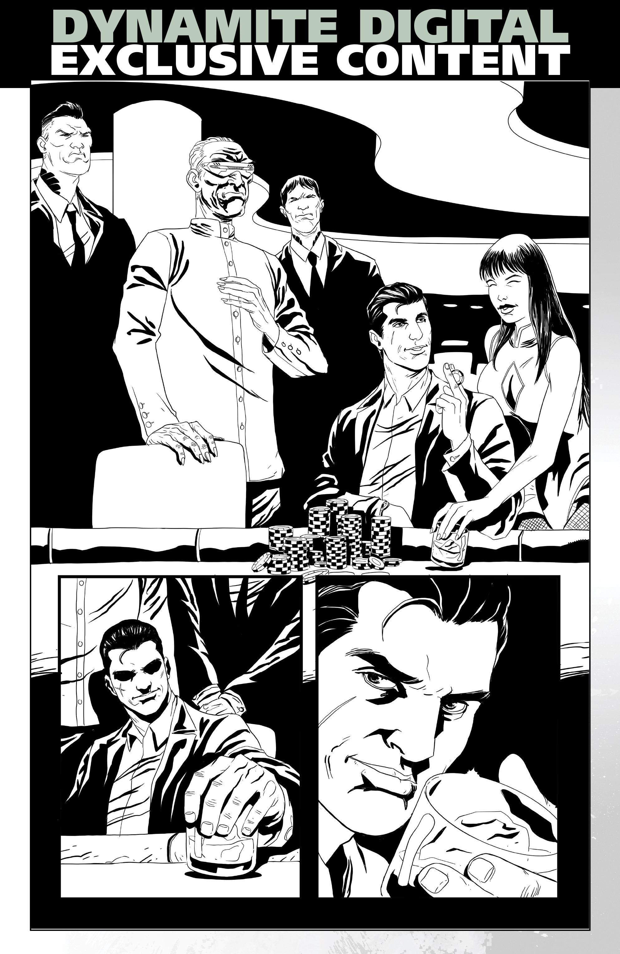 Read online James Bond (2017) comic -  Issue #2 - 28