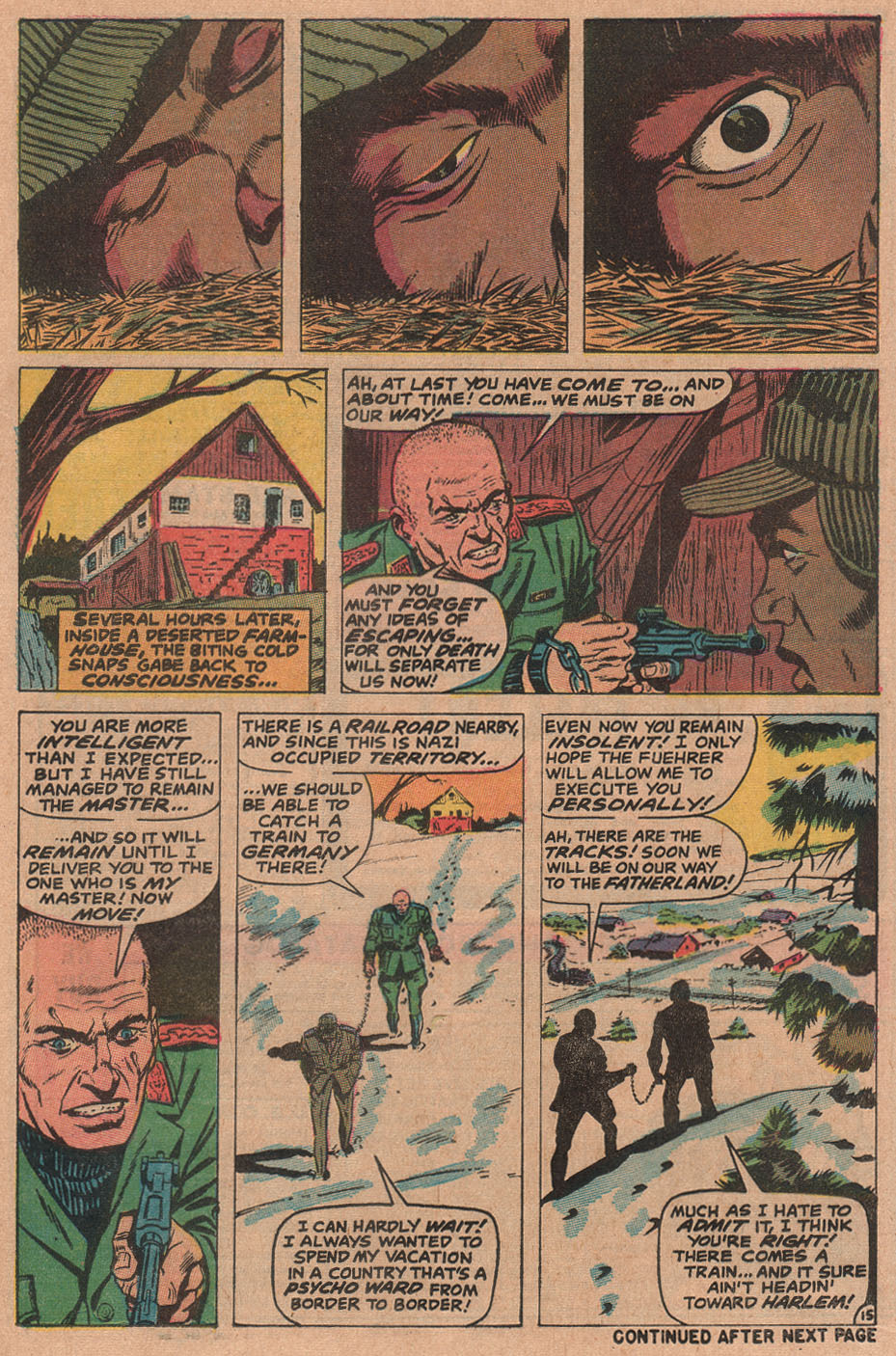 Read online Sgt. Fury comic -  Issue #90 - 21