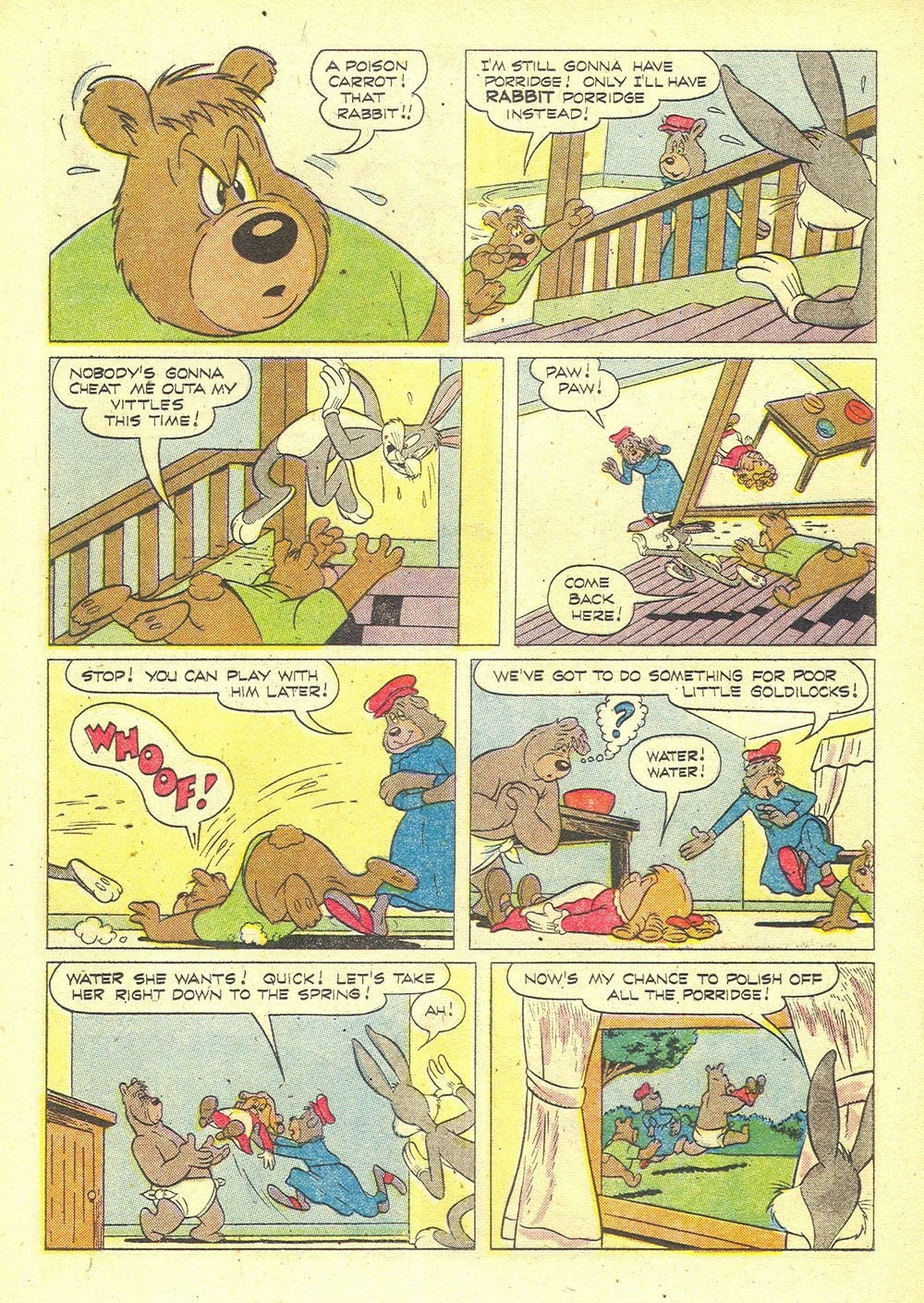 Bugs Bunny (1952) issue 37 - Page 12
