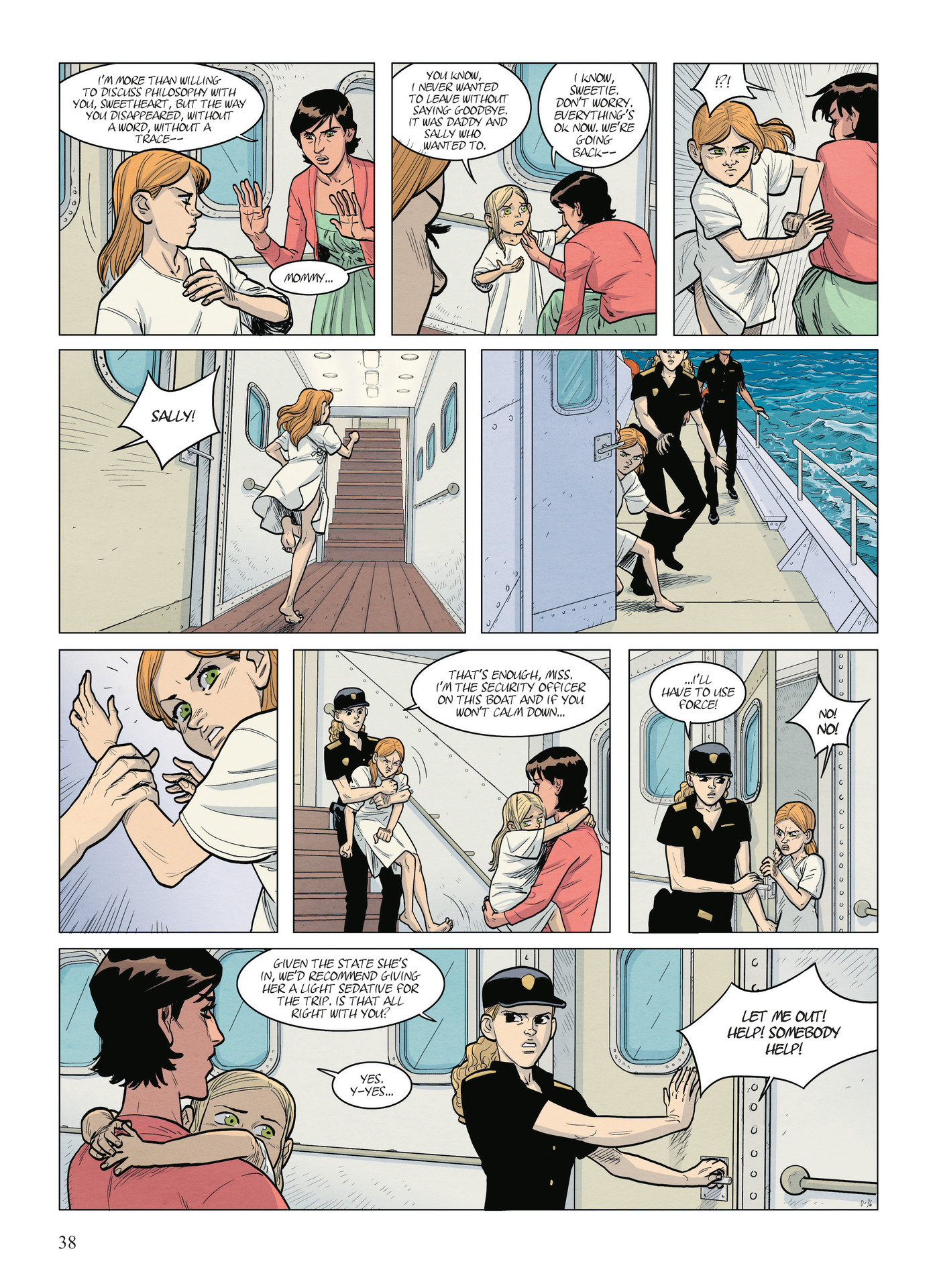Read online Alter Ego comic -  Issue #9 - 40