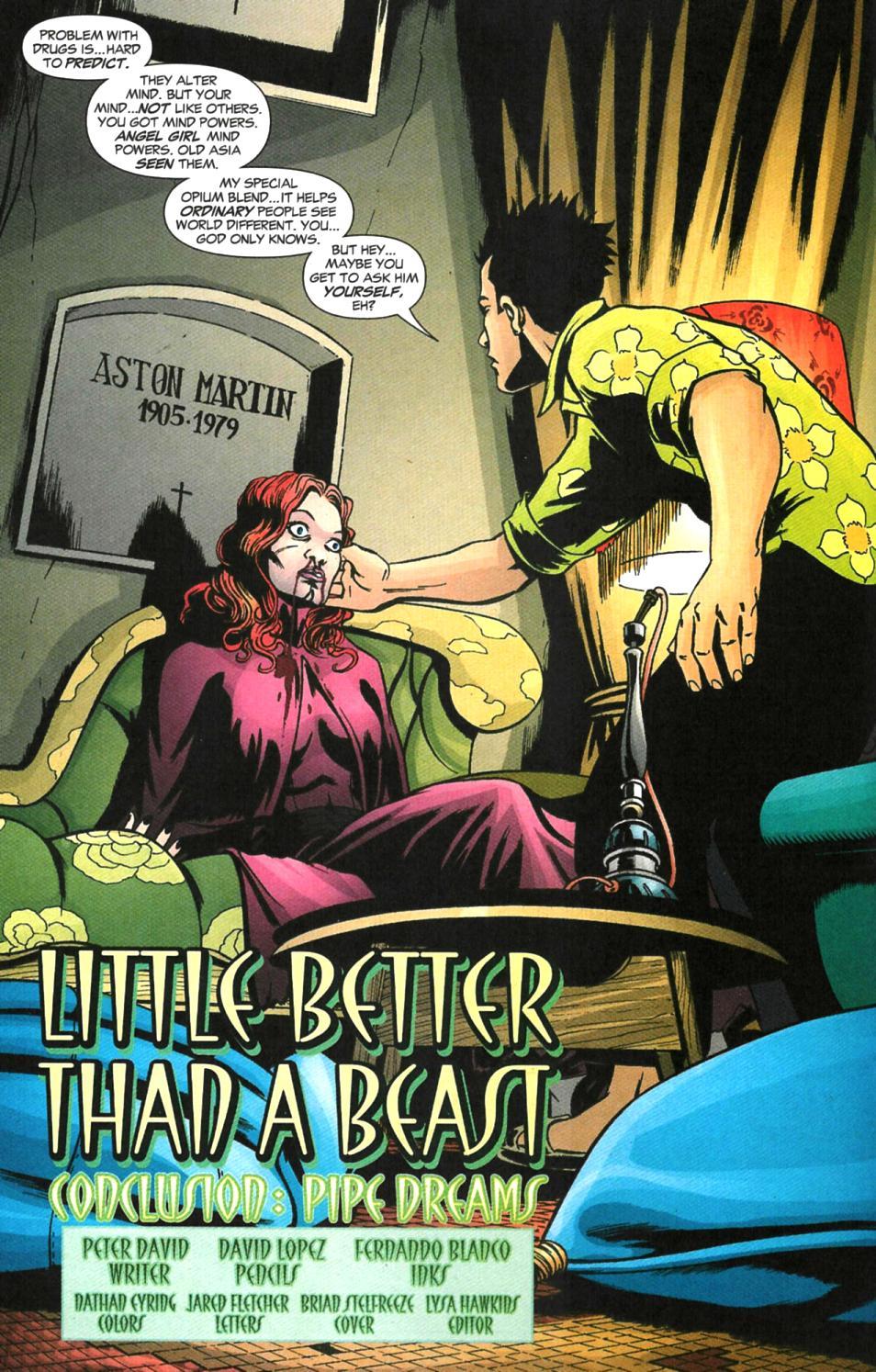 Read online Fallen Angel (2003) comic -  Issue #6 - 3