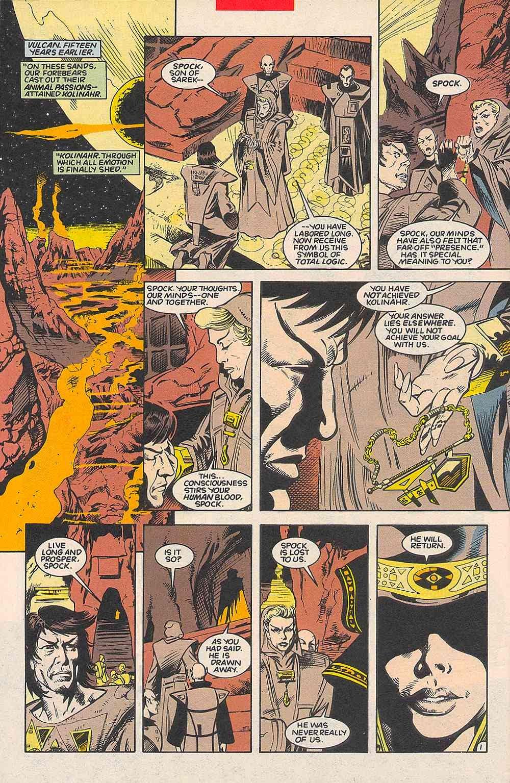 Read online Star Trek (1989) comic -  Issue # _Special 1 - 46