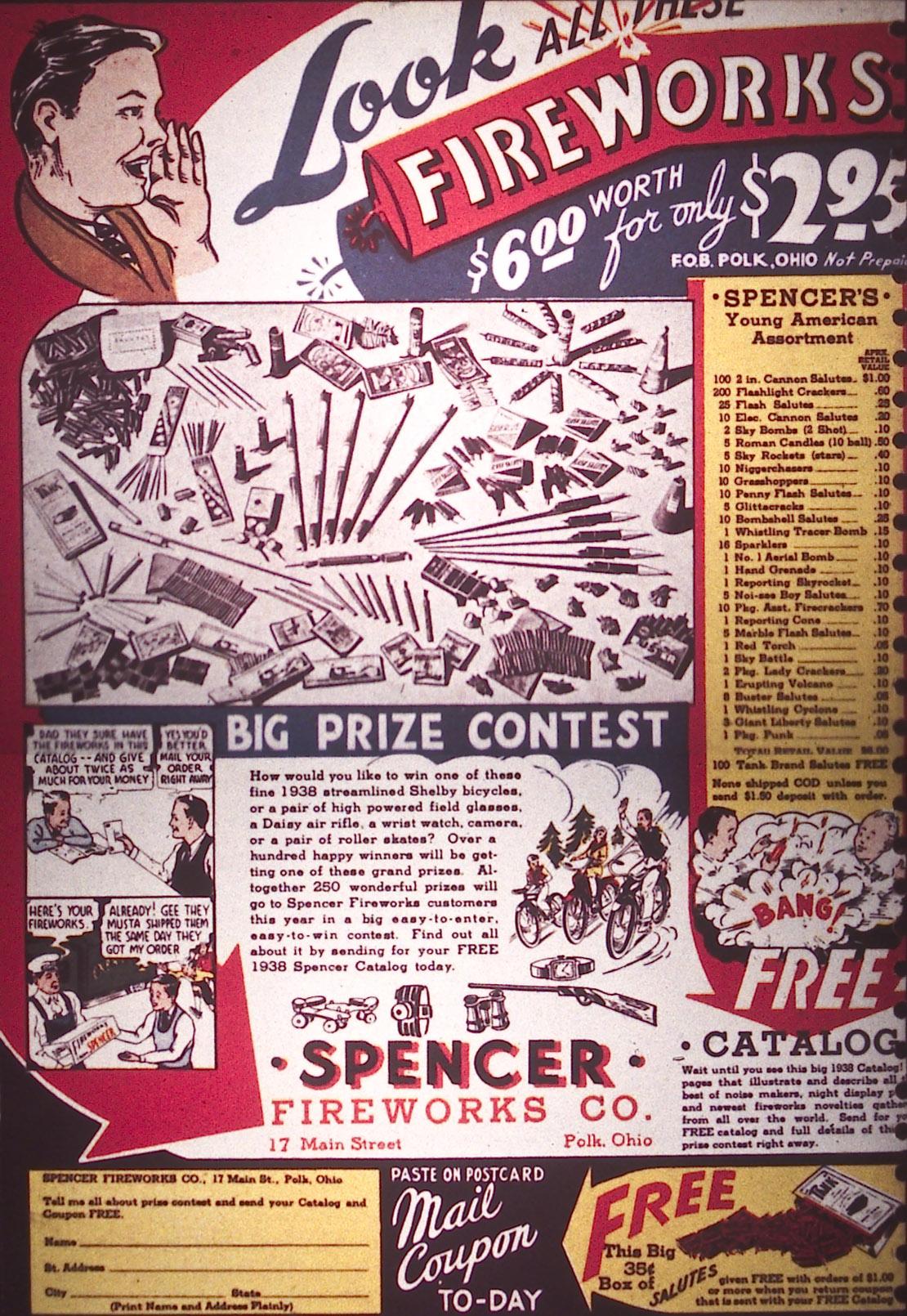 Read online Detective Comics (1937) comic -  Issue #16 - 68