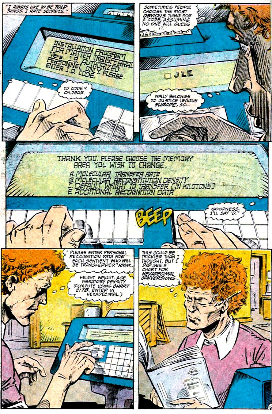 Read online The Flash (1987) comic -  Issue # _Annual 3 - 17