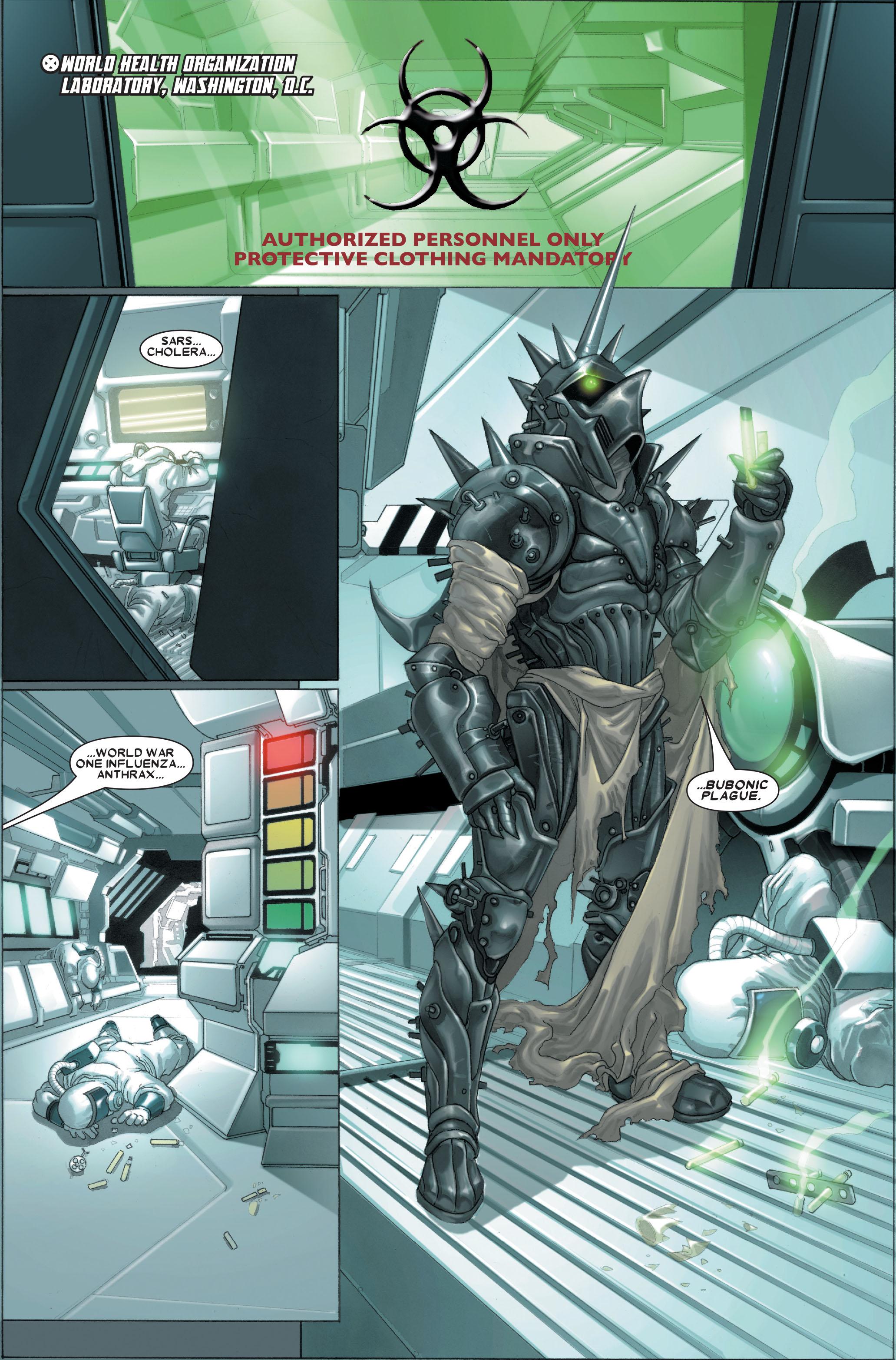 X-Men (1991) 182 Page 6