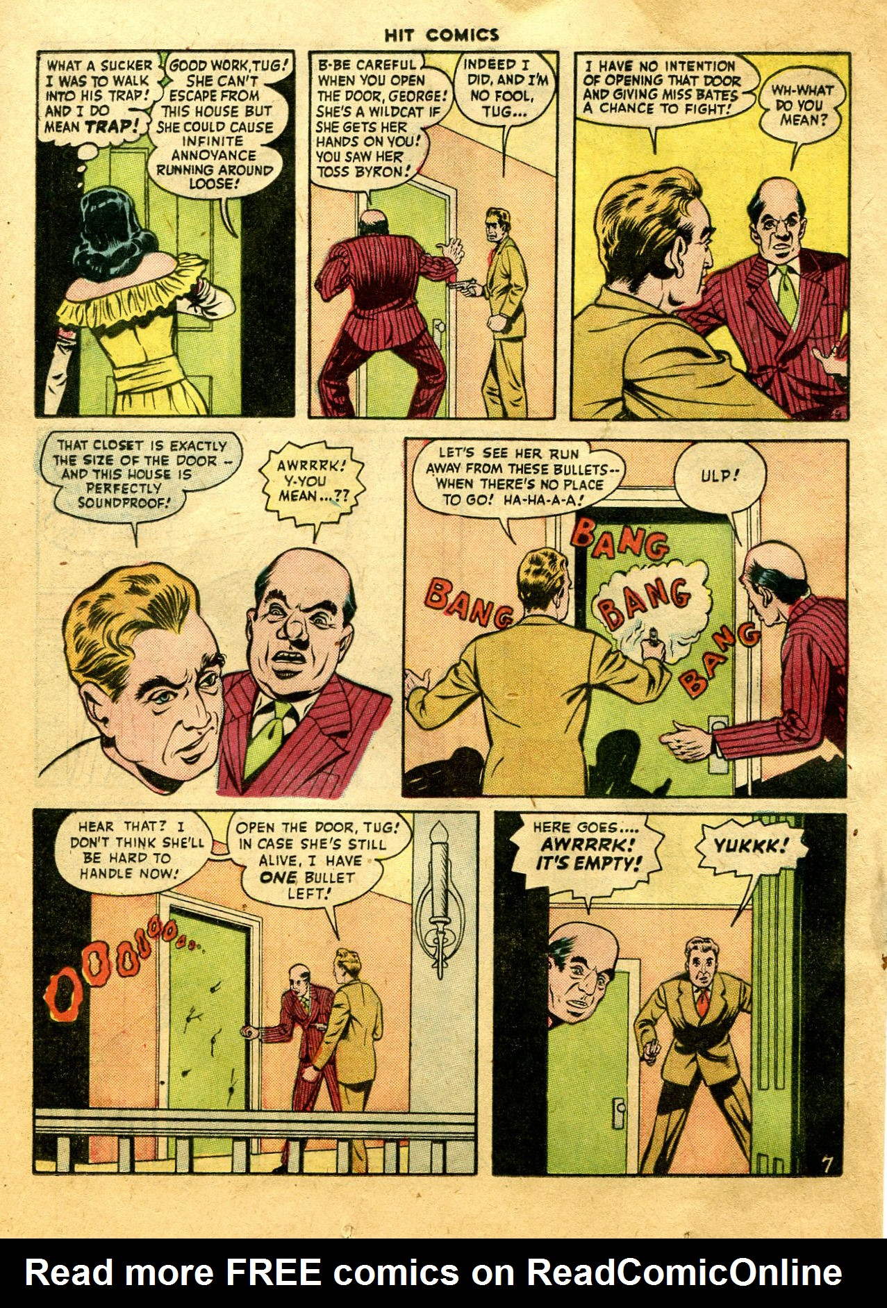 Read online Hit Comics comic -  Issue #44 - 36