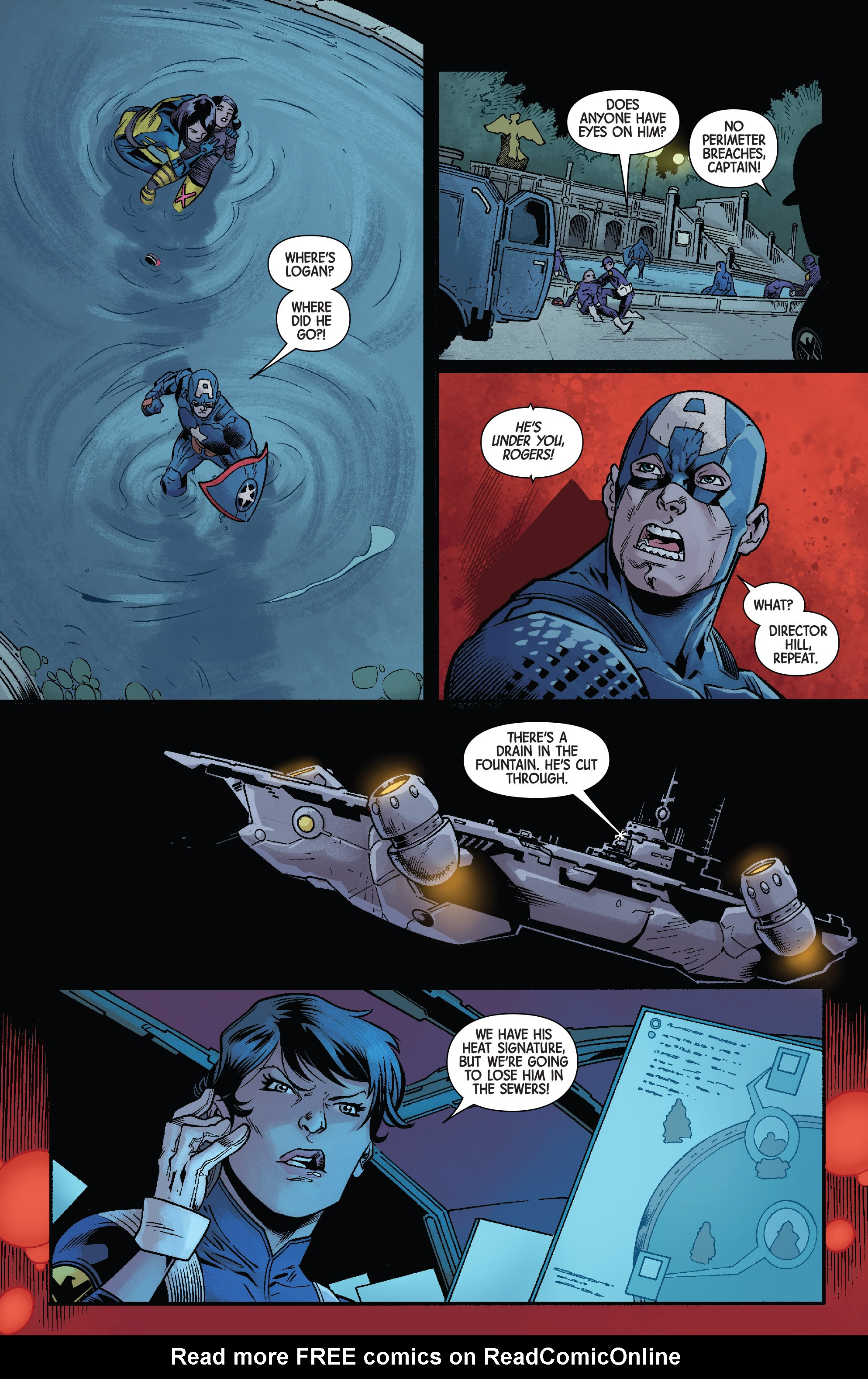 Read online All-New Wolverine (2016) comic -  Issue #12 - 7