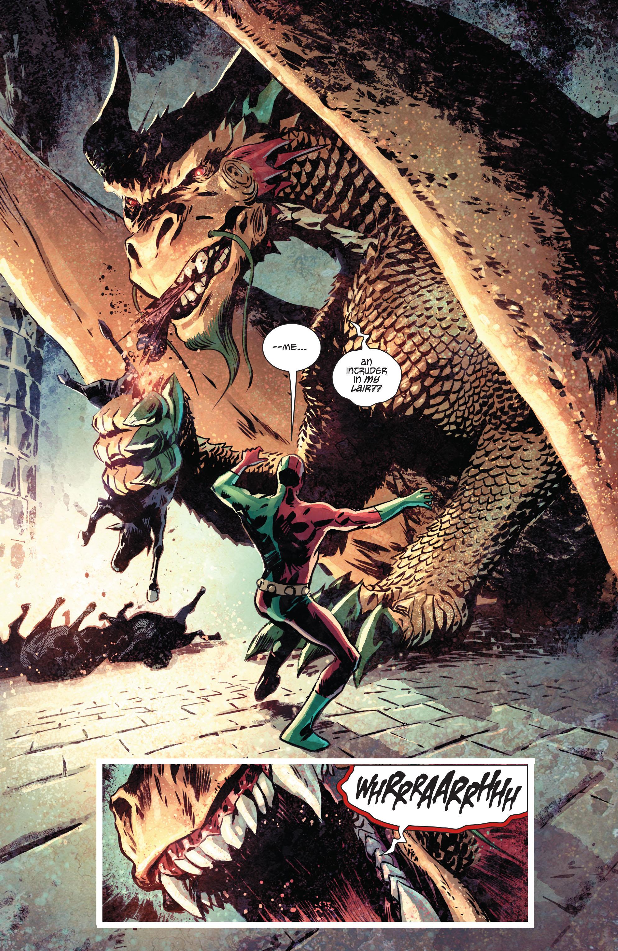 Read online Atlas comic -  Issue #2 - 4