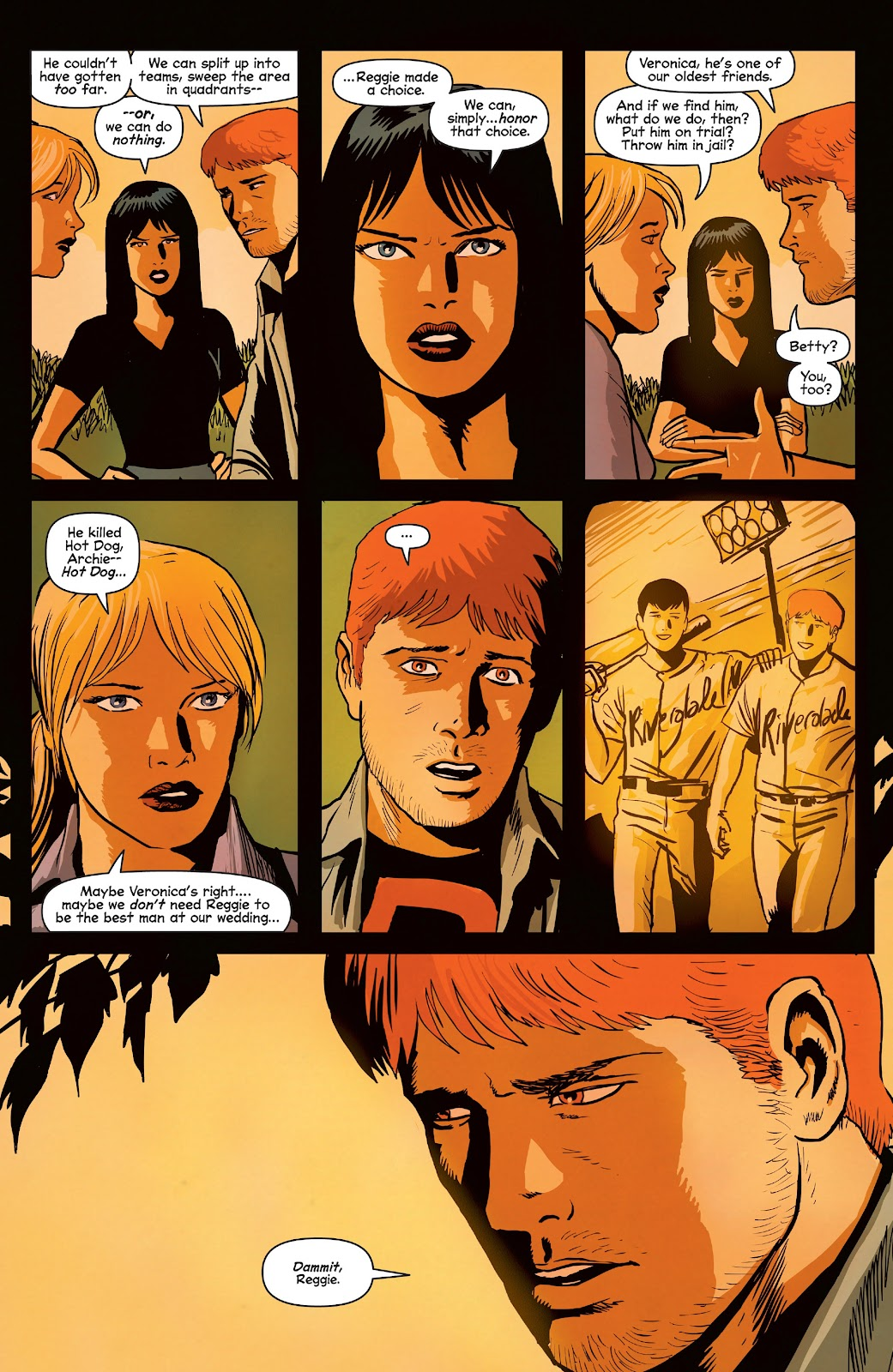 Afterlife with Archie issue 9 - Page 21