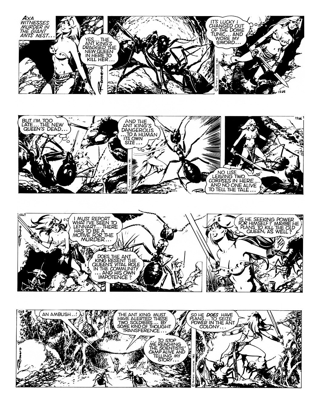 Axa issue 6 - Page 21