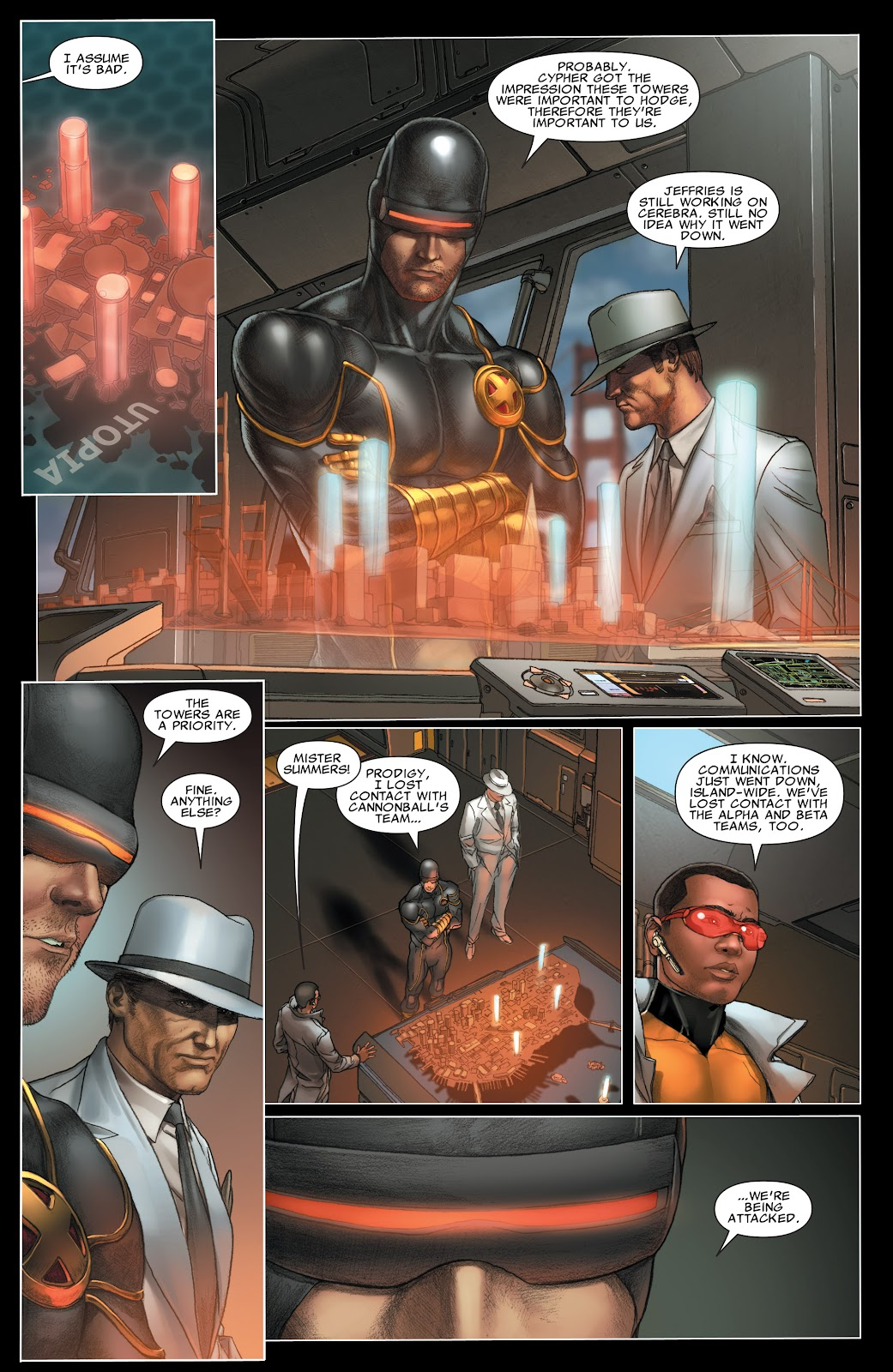 Read online X-Men: Second Coming comic -  Issue # _TPB (Part 2) - 19
