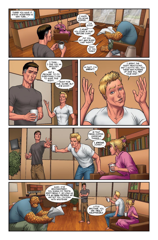 Read online Fantastic Four: Season One comic -  Issue # TPB - 37