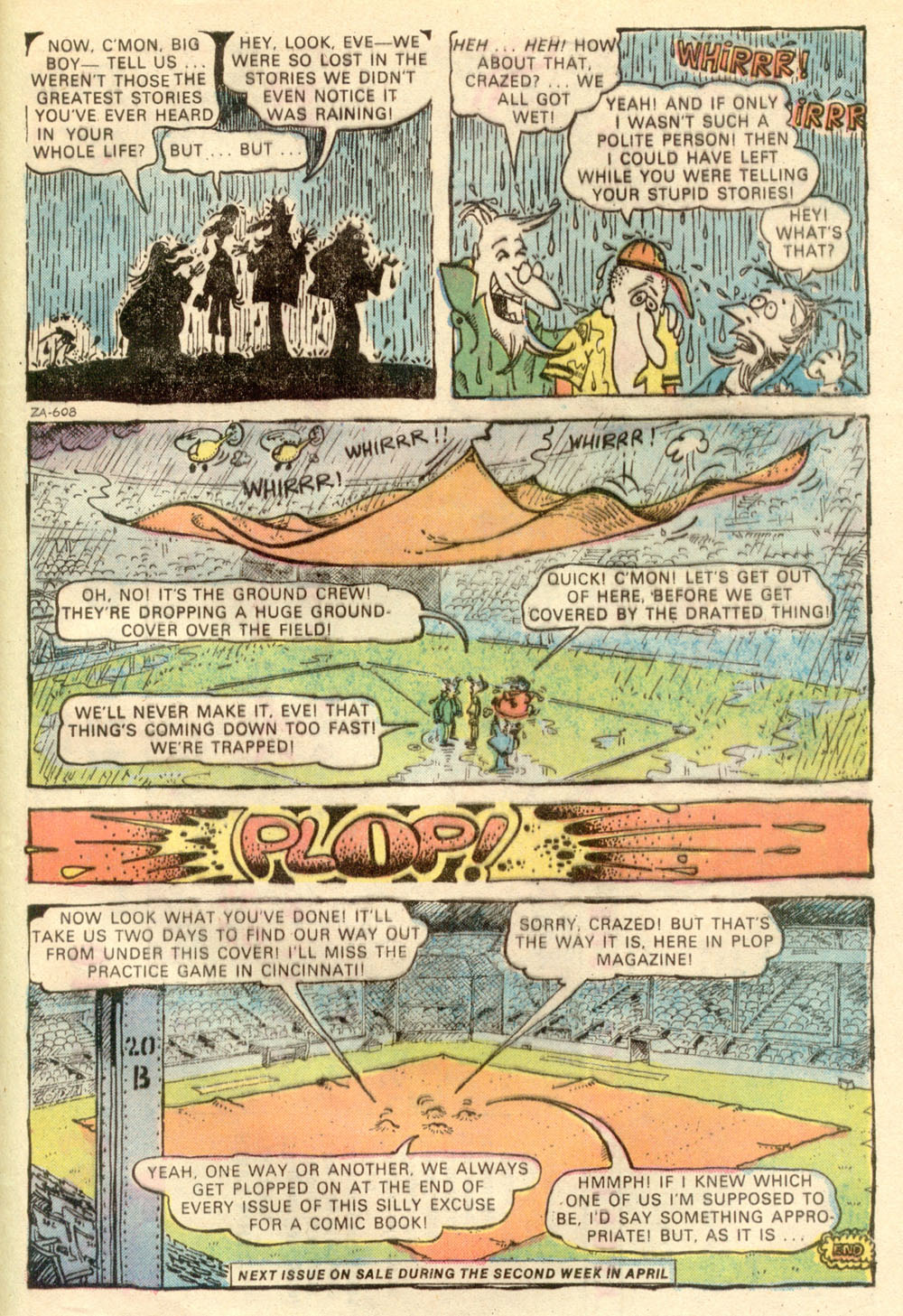 Read online Plop! comic -  Issue #21 - 49