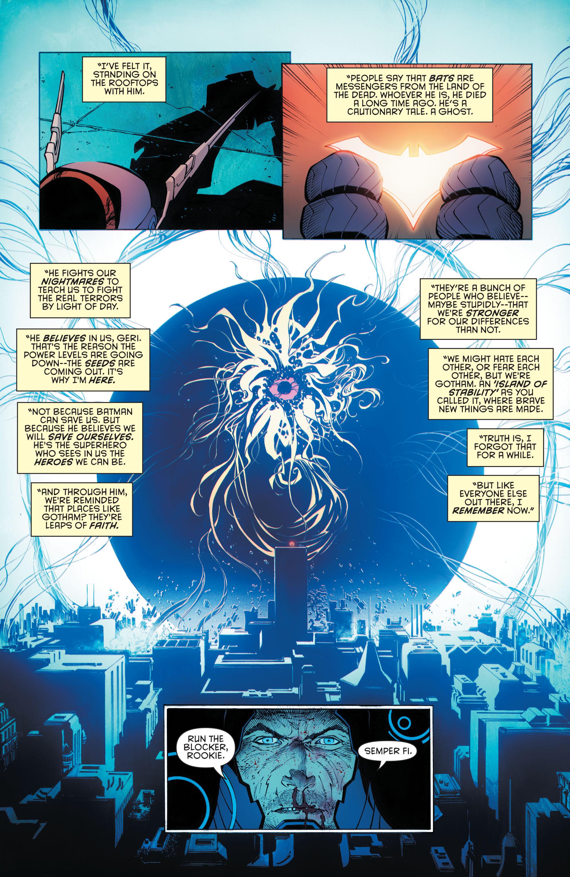 Read online Batman (2011) comic -  Issue # _TPB 9 - 131